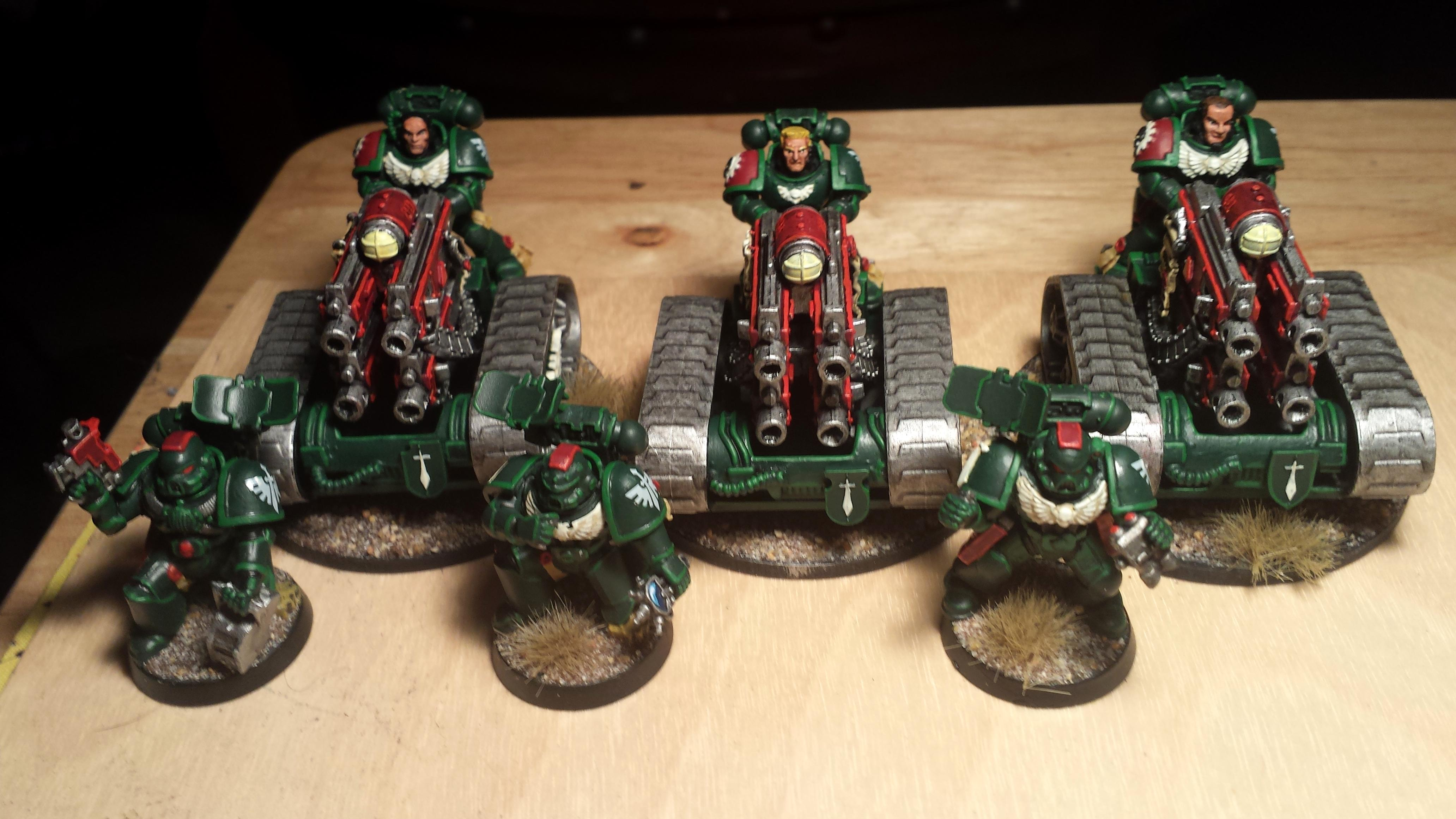 Battery, Budget, Dark Angels, Rapier, Warhammer 40,000