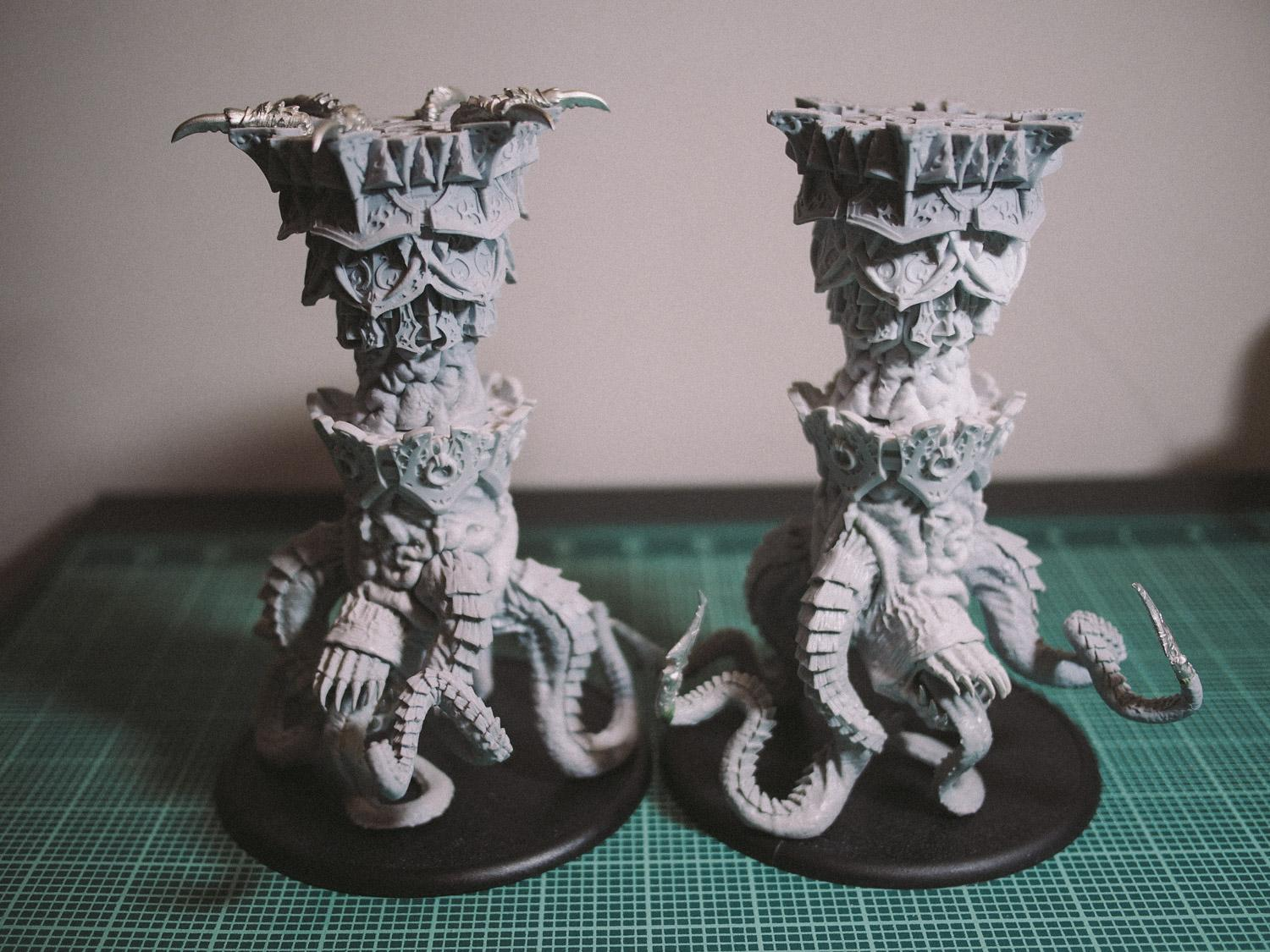 Chaos, Daemons, Slaanesh, Soul Grinder, Throne Of The Everblight, Warmachine
