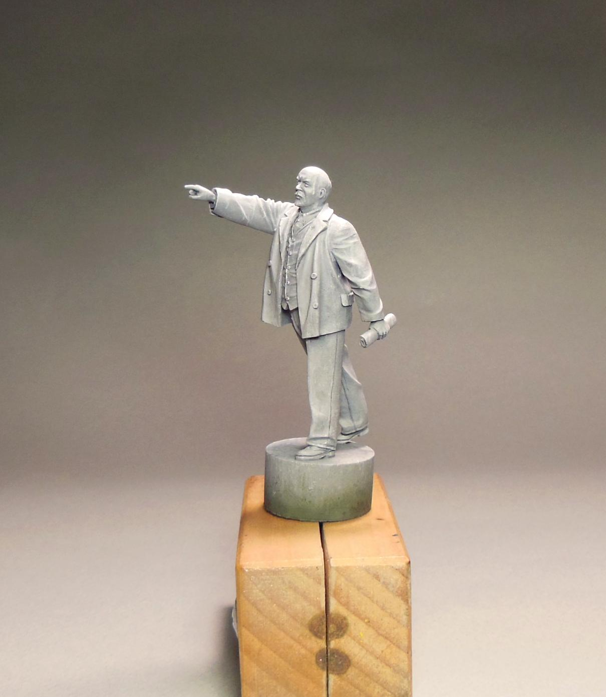 1/35, Historical, Lenin monument
