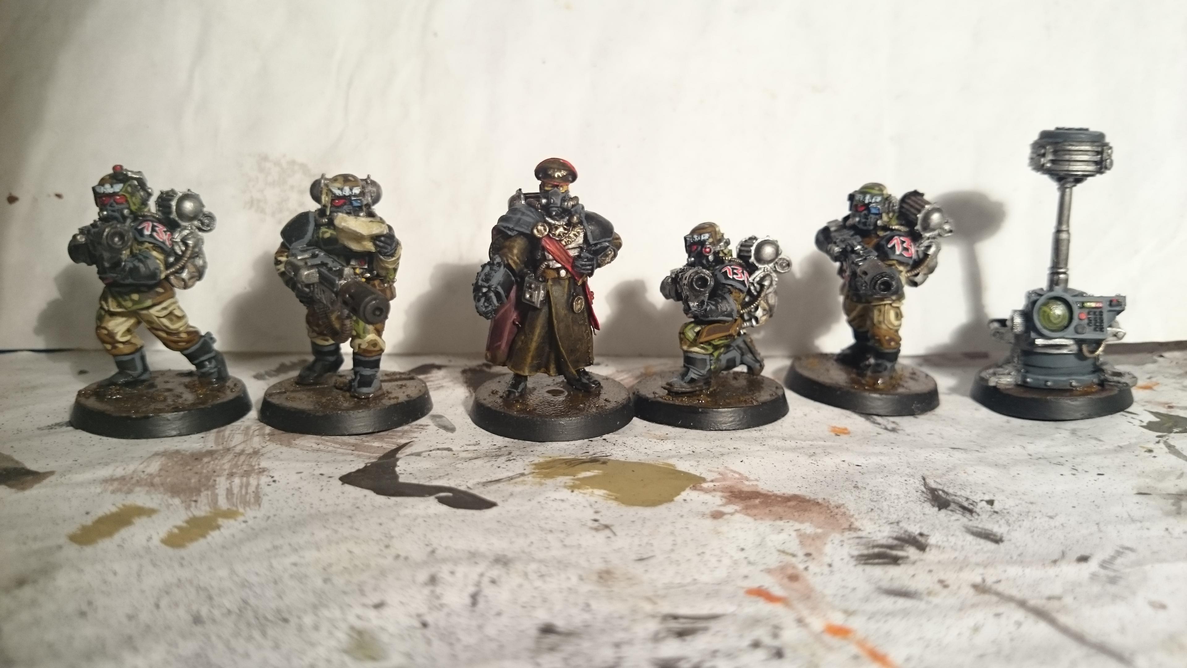 The Command Squad