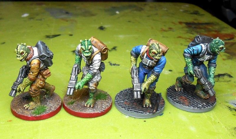 Assault, Hunters, Imperial, Star, Trandoshan, Wars