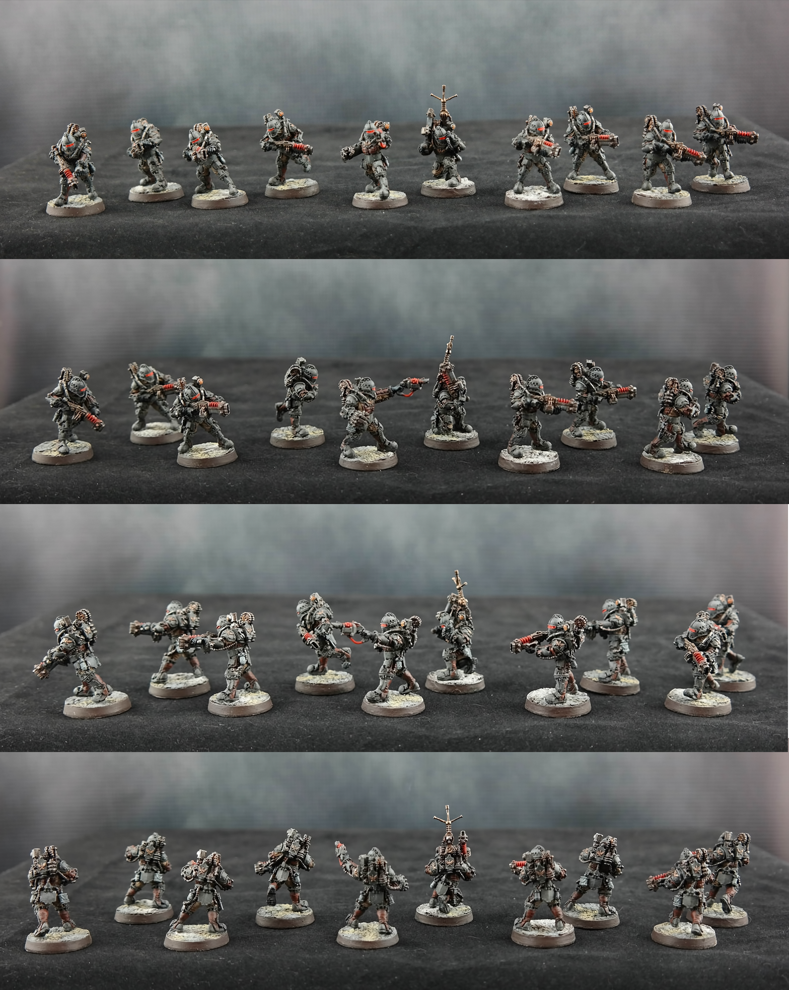 30k, Forge World, Horus Heresy, Rust Scorpions, Solar Auxilia, Troops