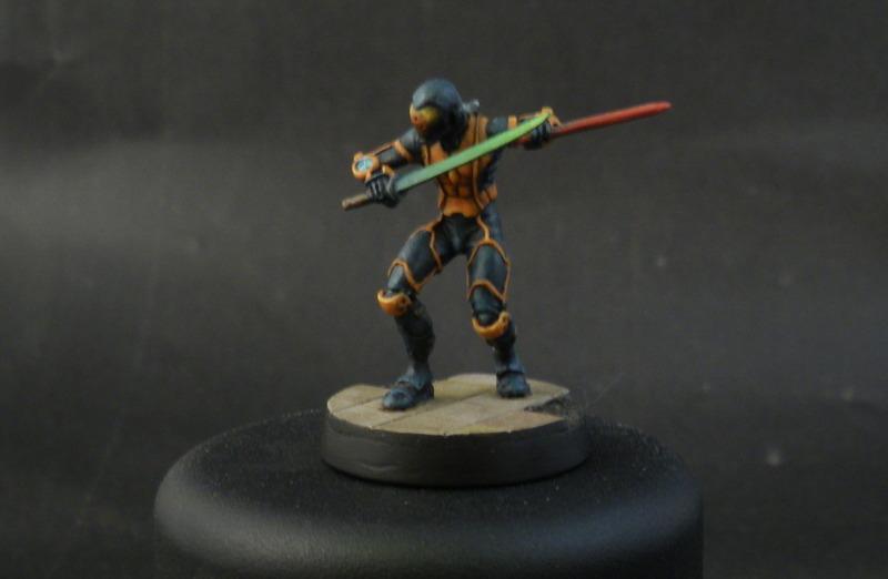 Infinity, Ninjas, Yu Jing