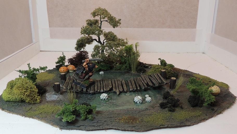 Swamp, Terrain, Swamp Pond 4