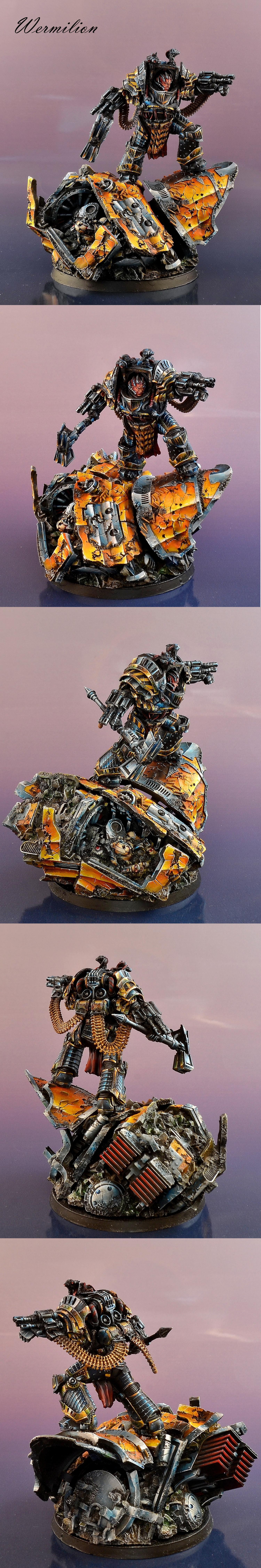 Heresy, Perturabo, Warhammer 40,000, Wh 400000