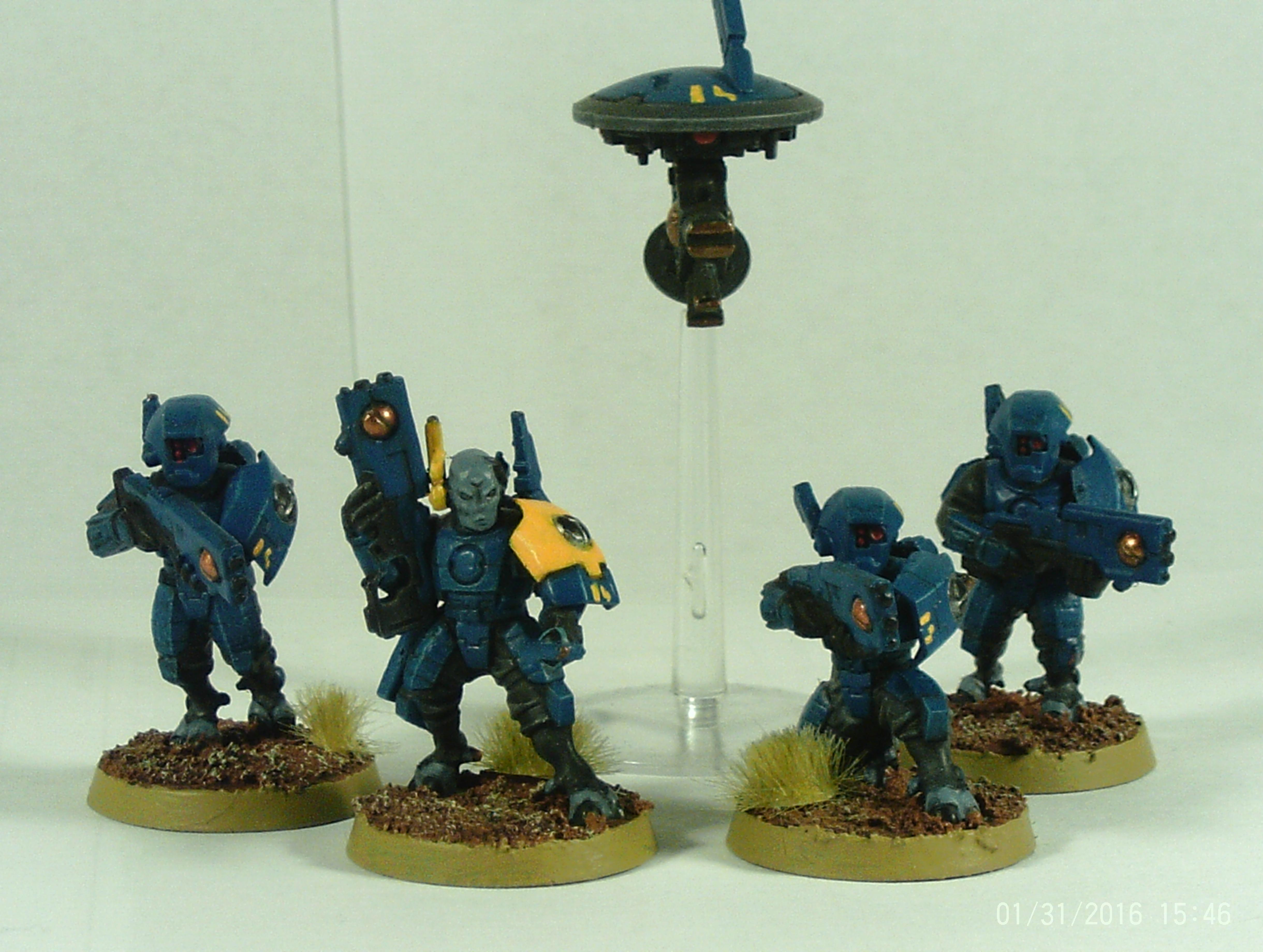Blaster, Breachers, Fire, Pulse, Tau, Troops, Warhammer 40,000, Warhammer Fantasy, Warriors