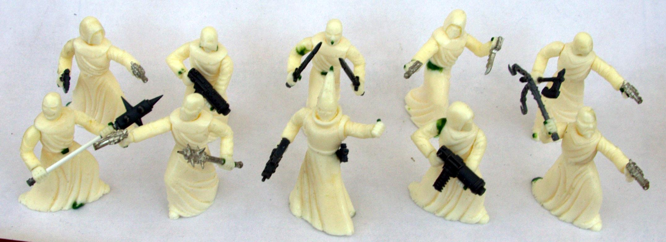 54mm, Cultists, Inquisitor, Warhammer 40,000