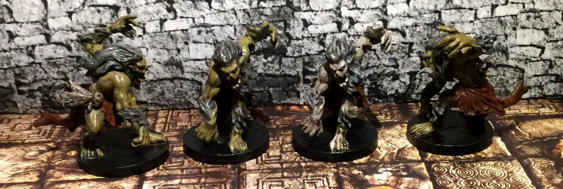 Descent, Ffg, Oath of the Outcast - Beastmen