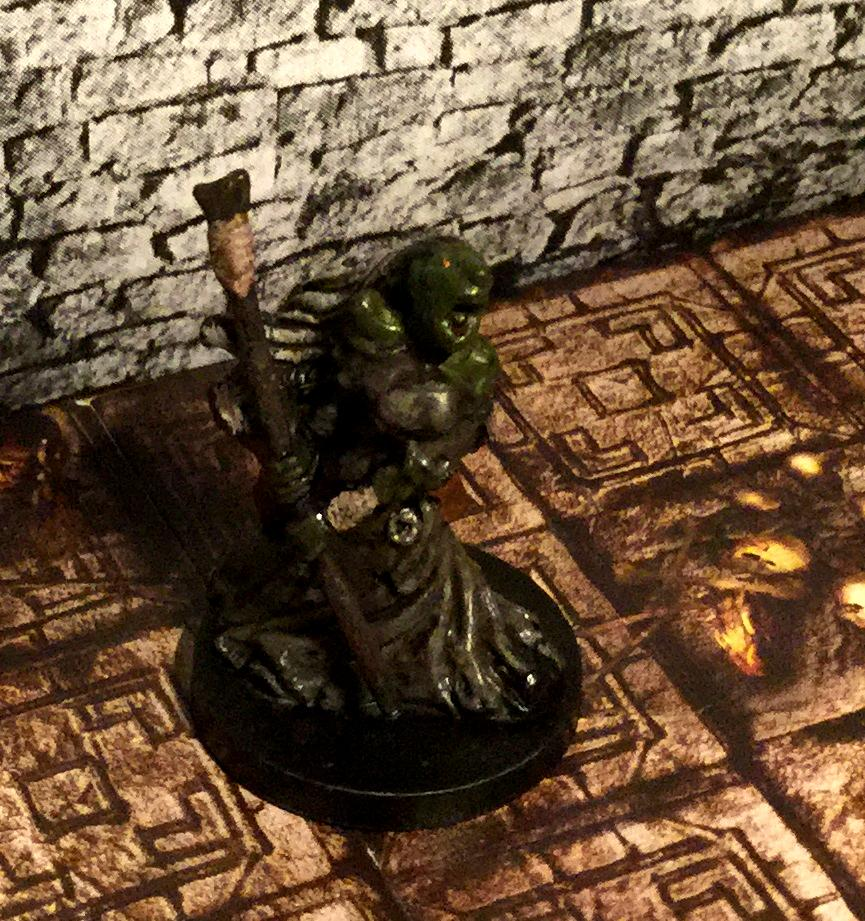 Boardgame, Dungeons And Dragons