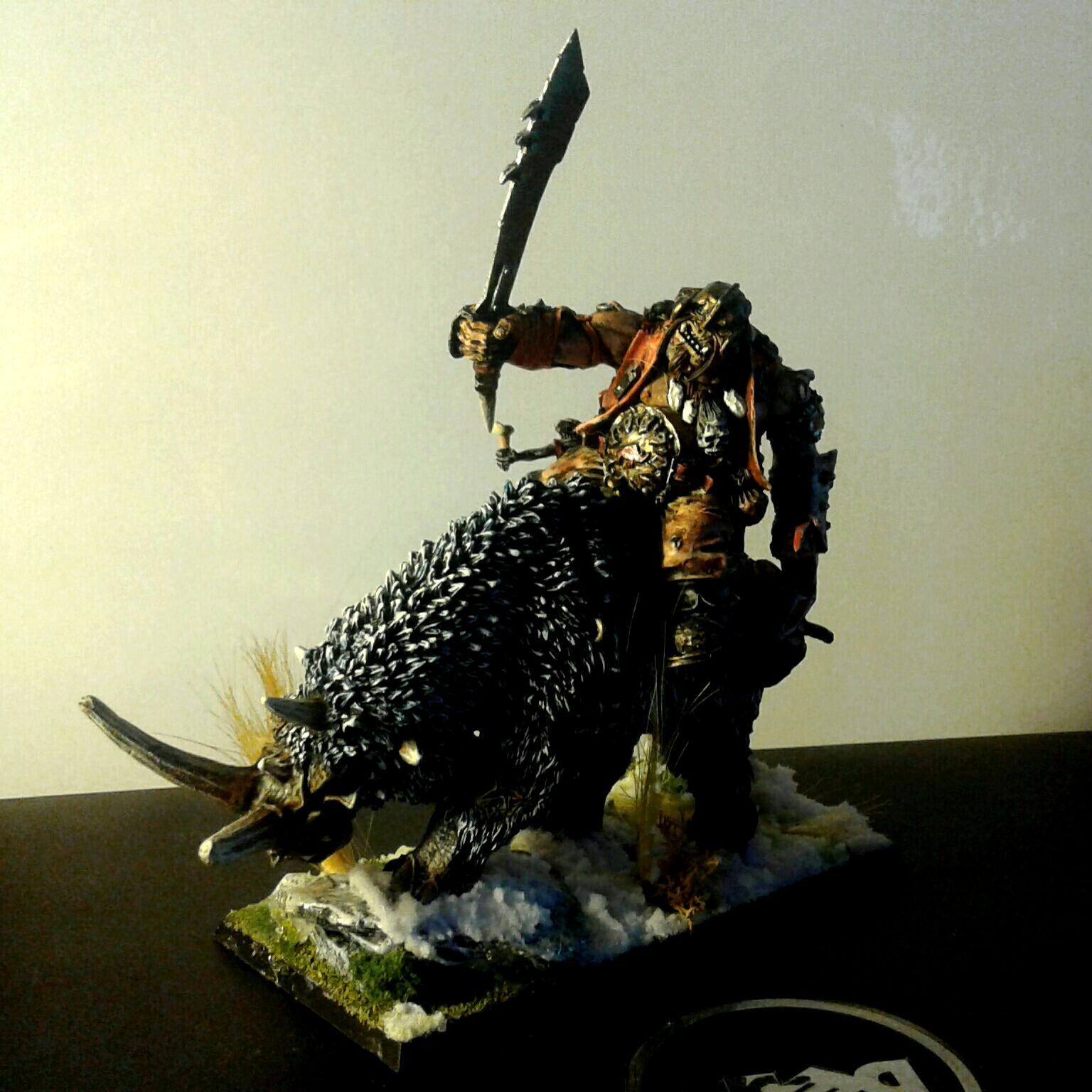 Cavalry, Ogres, Rhinox
