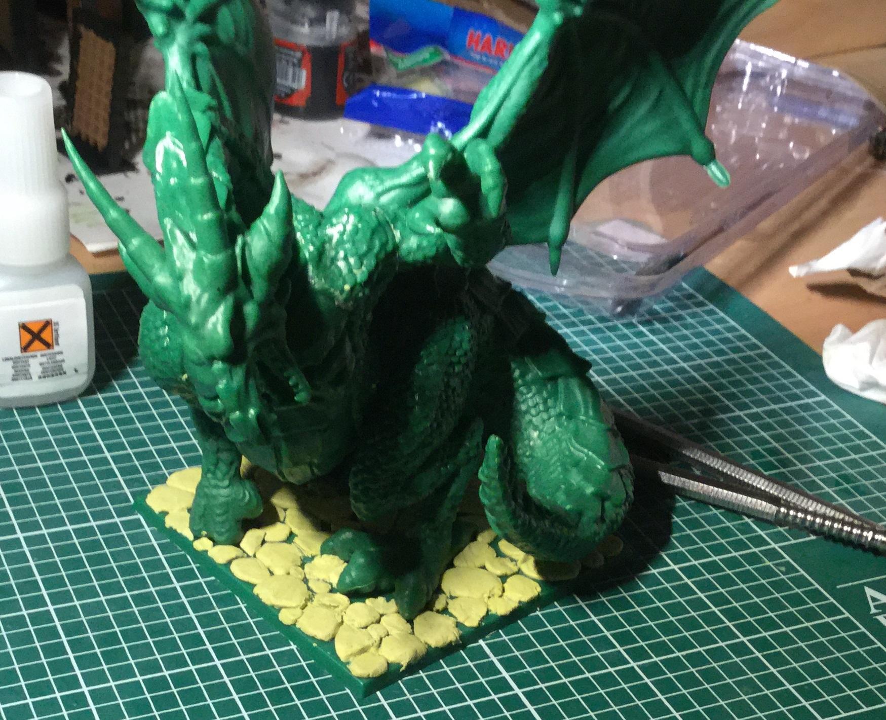 Dragon WIP 2
