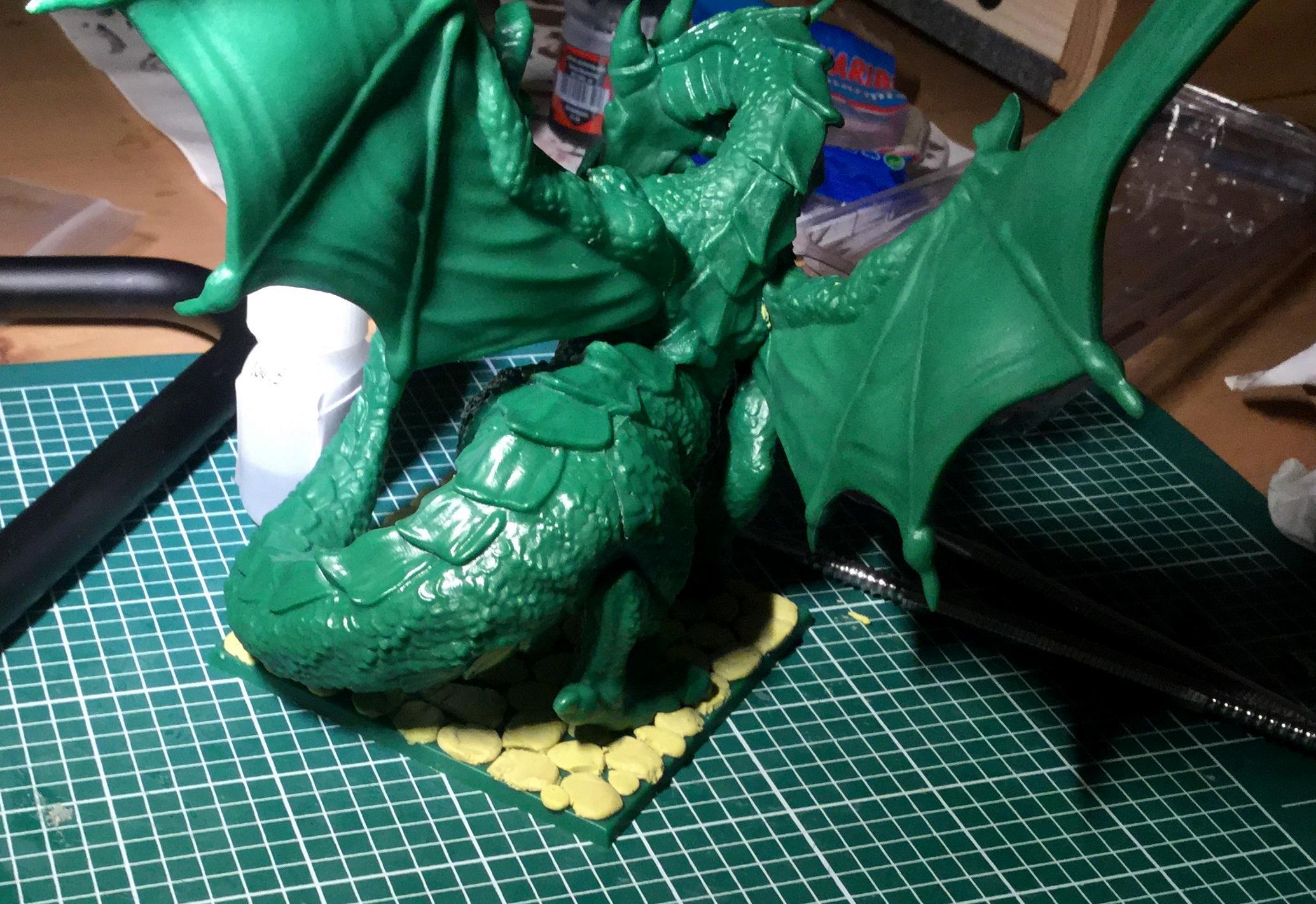Dragon WIP 3