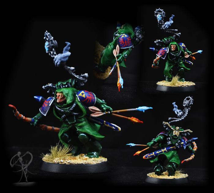 Chaos Space Marines, Dark Angels, Fallen, Fallen Angel, Legend Of Zelda, Non-Metallic Metal, Object Source Lighting, Ocarina Of Time