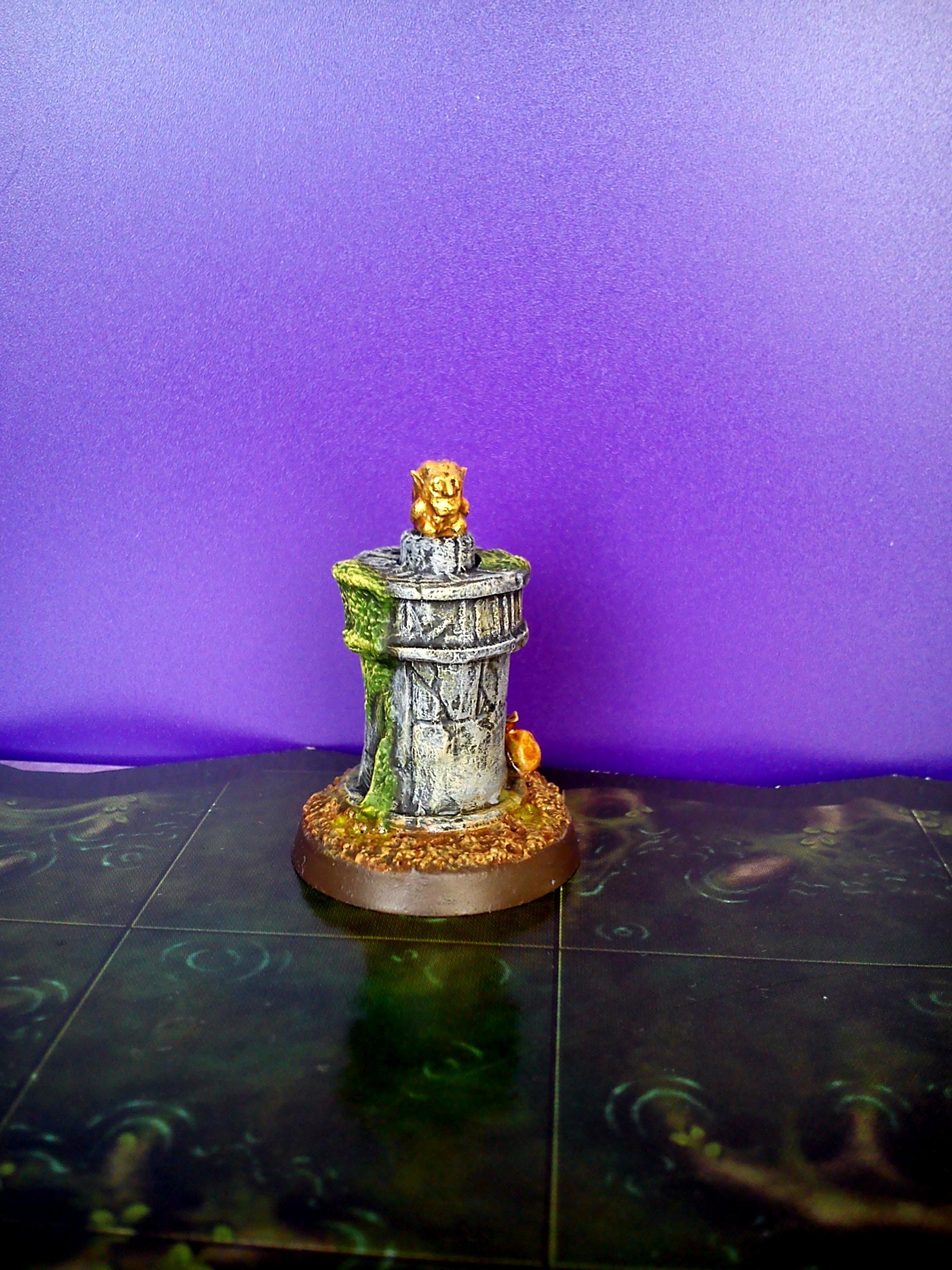 Idol Plinth
