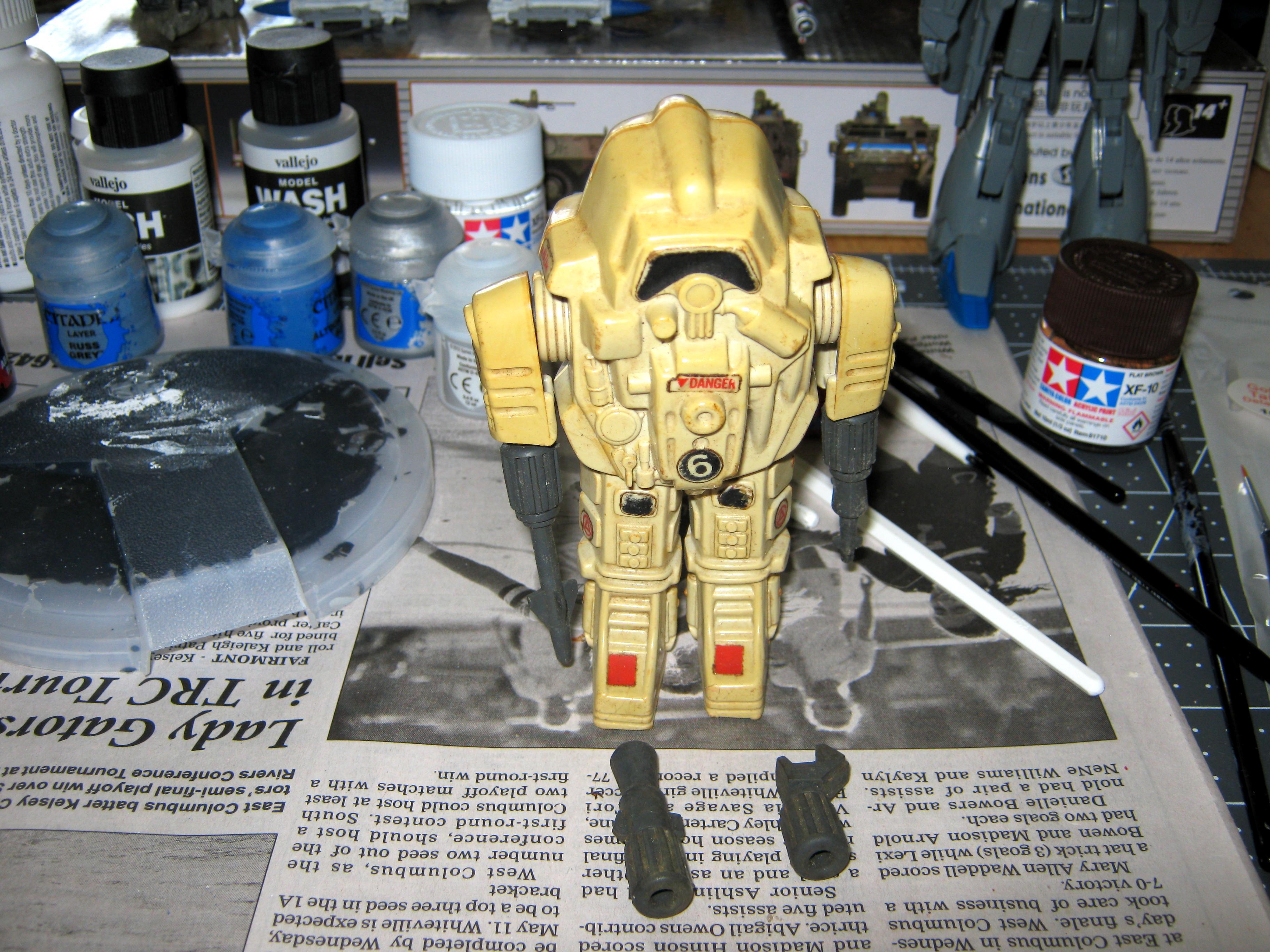 Battlesuit, Cobra, Conversion, G.i. Joe, Imperial Navy, Power Lifter, Powered Armor, Toy