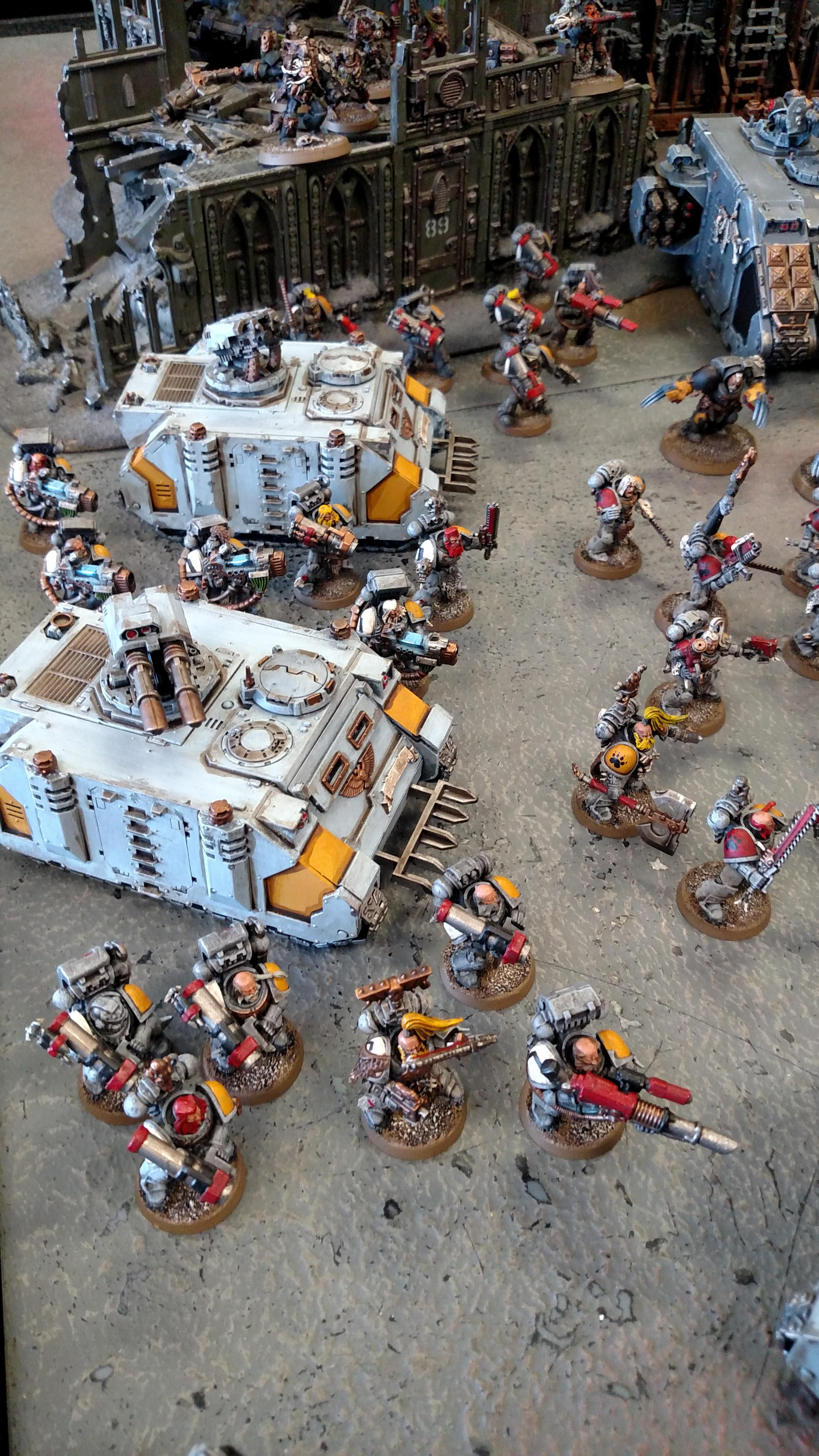 Army, Space Marines, Space Wolves, Wolf
