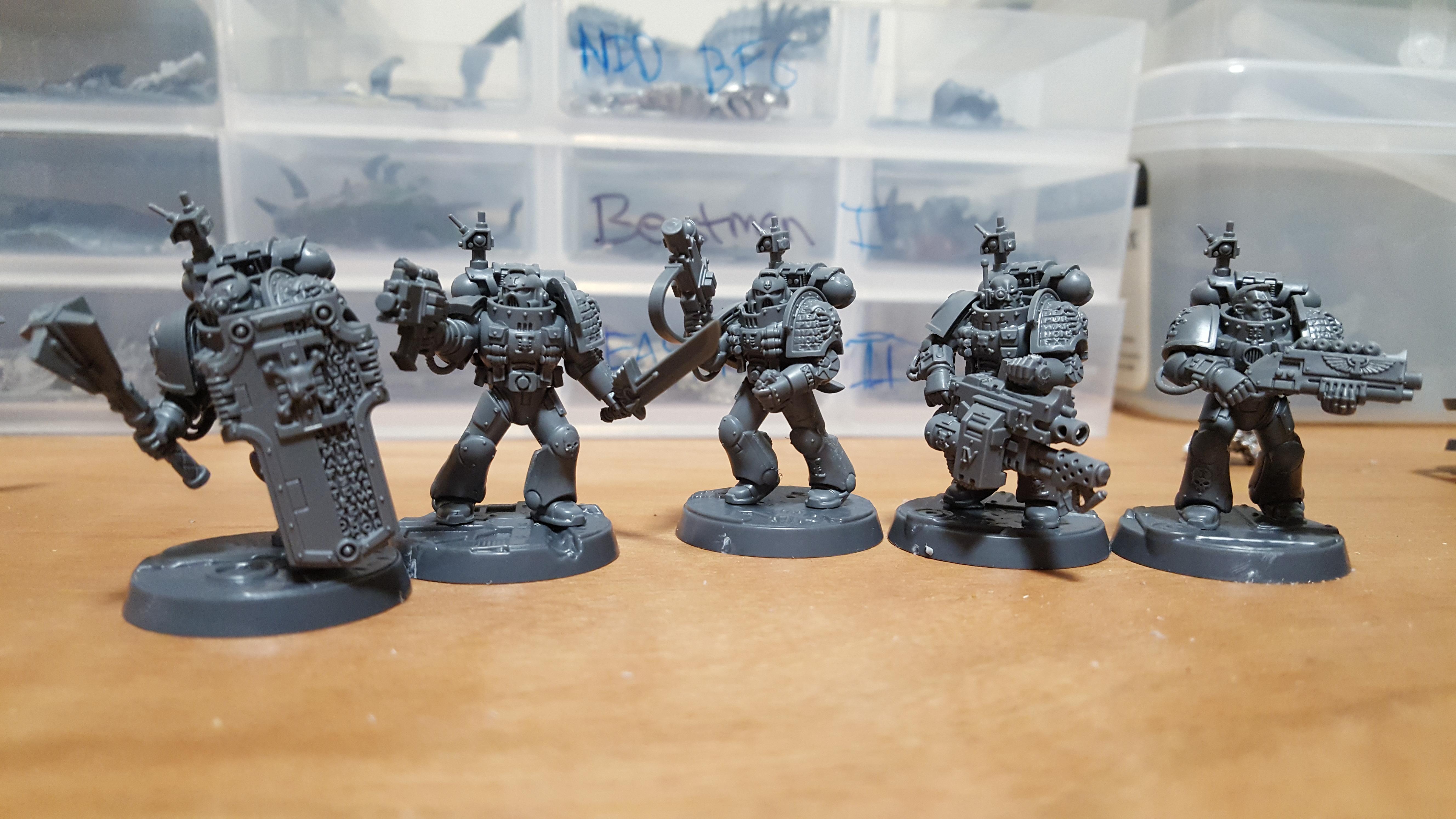 Deathwatch, Deathwatch Overkill, Kill Team Excis