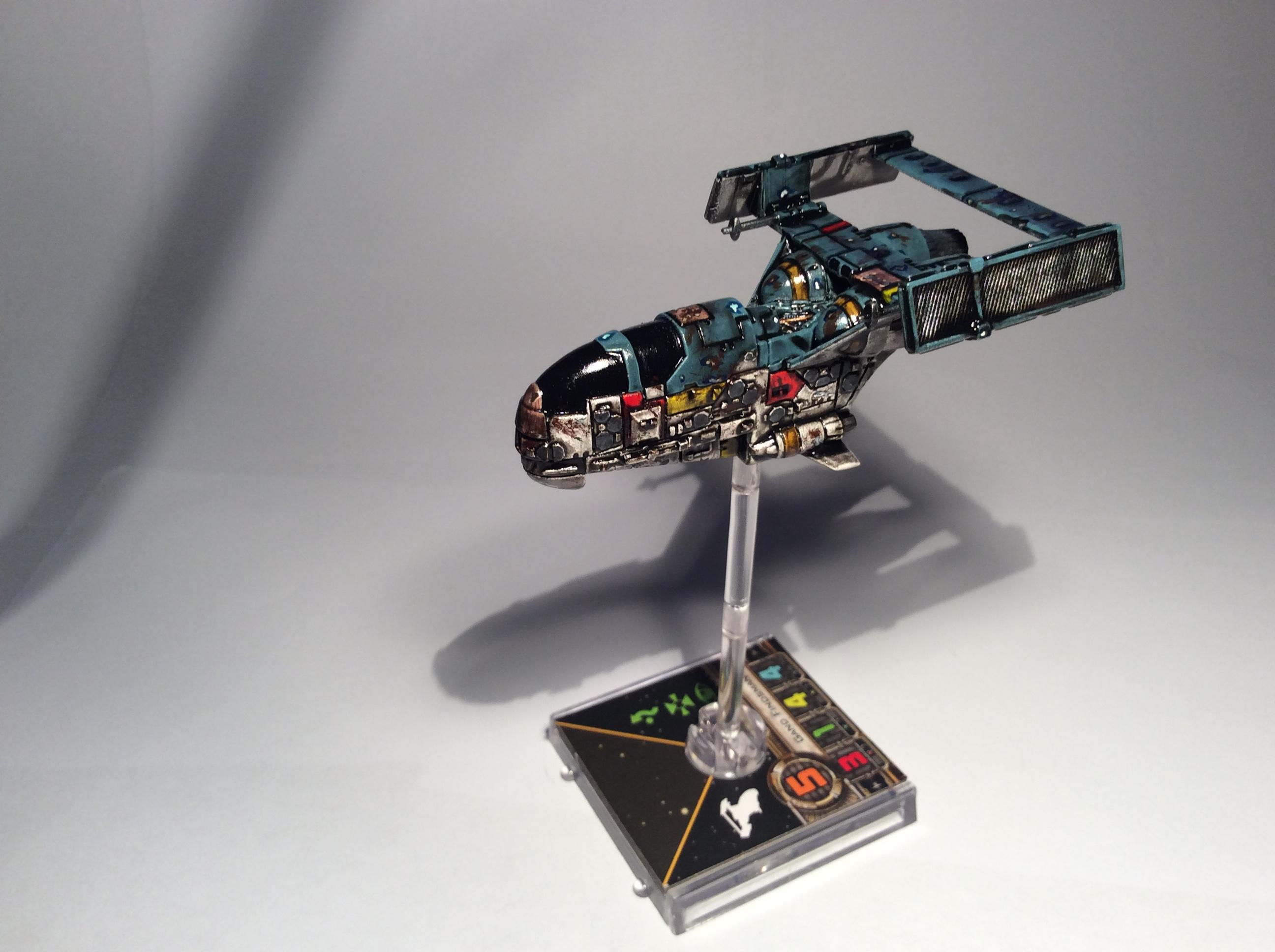 G-1a, Star Wars, Starfighter, X-wing Miniature Game