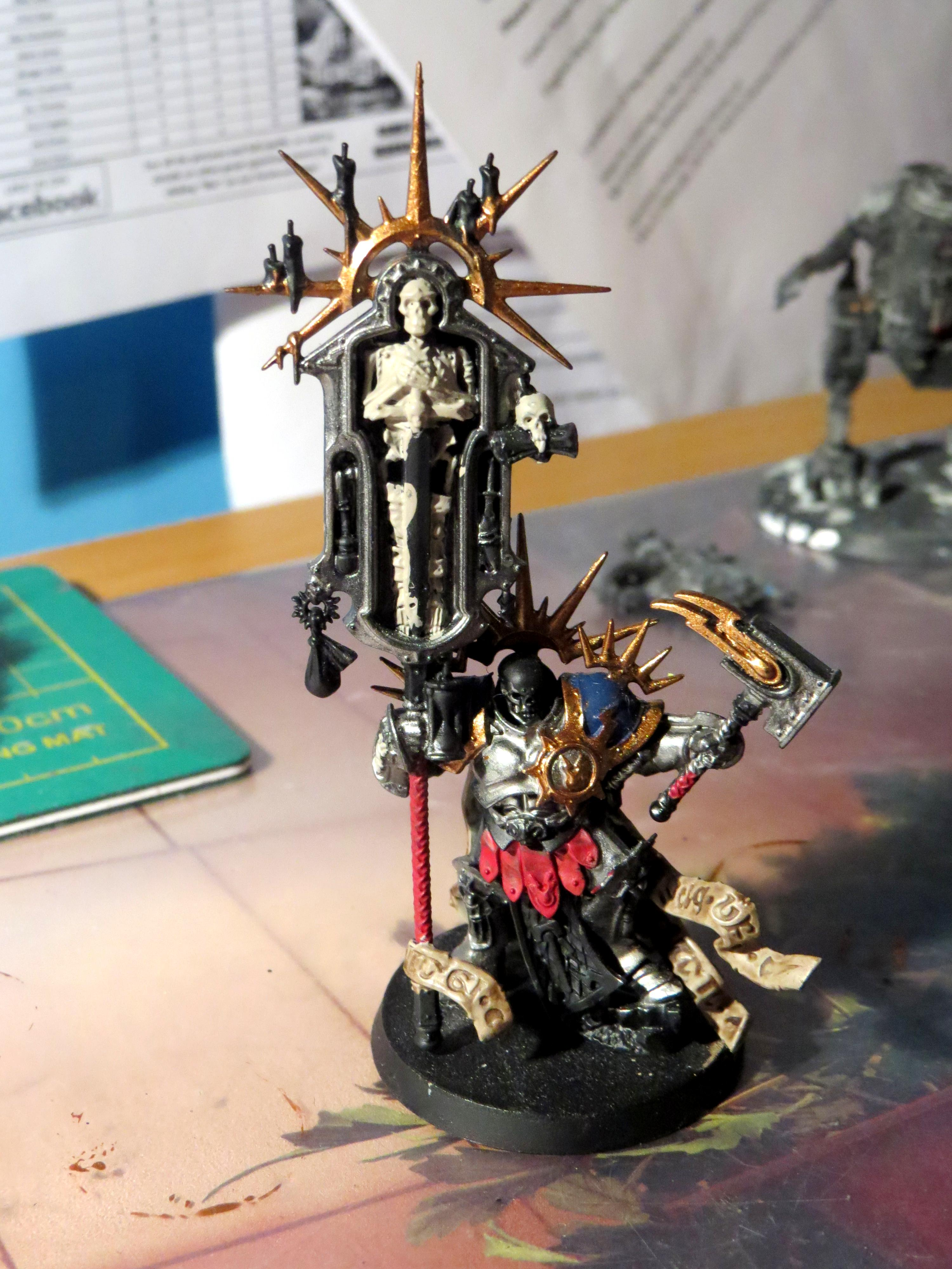 Lord Relictor WIP #1