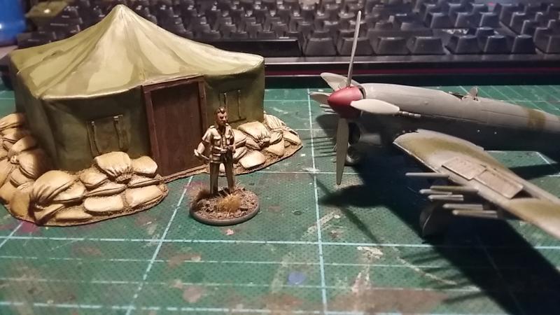 WW2 command tent - WW2 command tent - Gallery - DakkaDakka