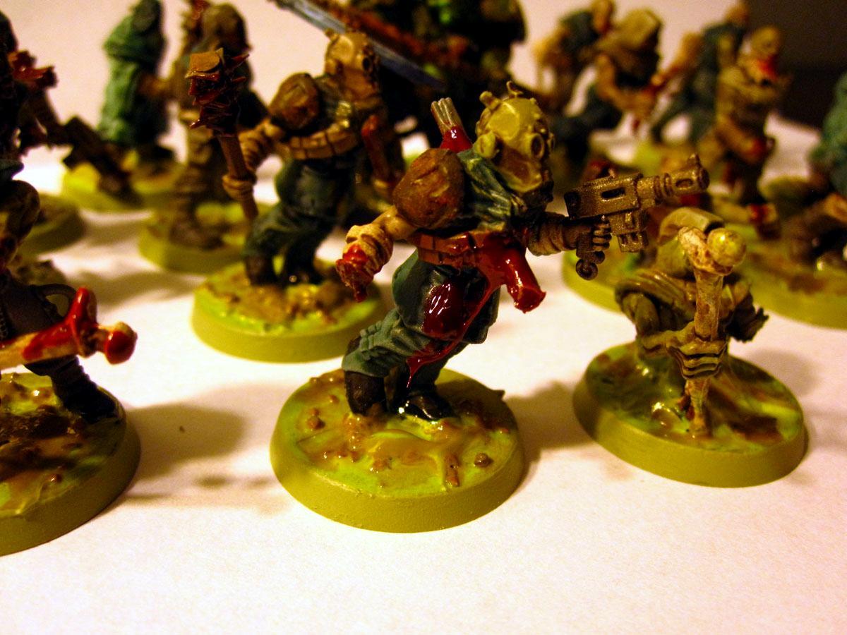Plague Zombies, Cultist Plague Zombies