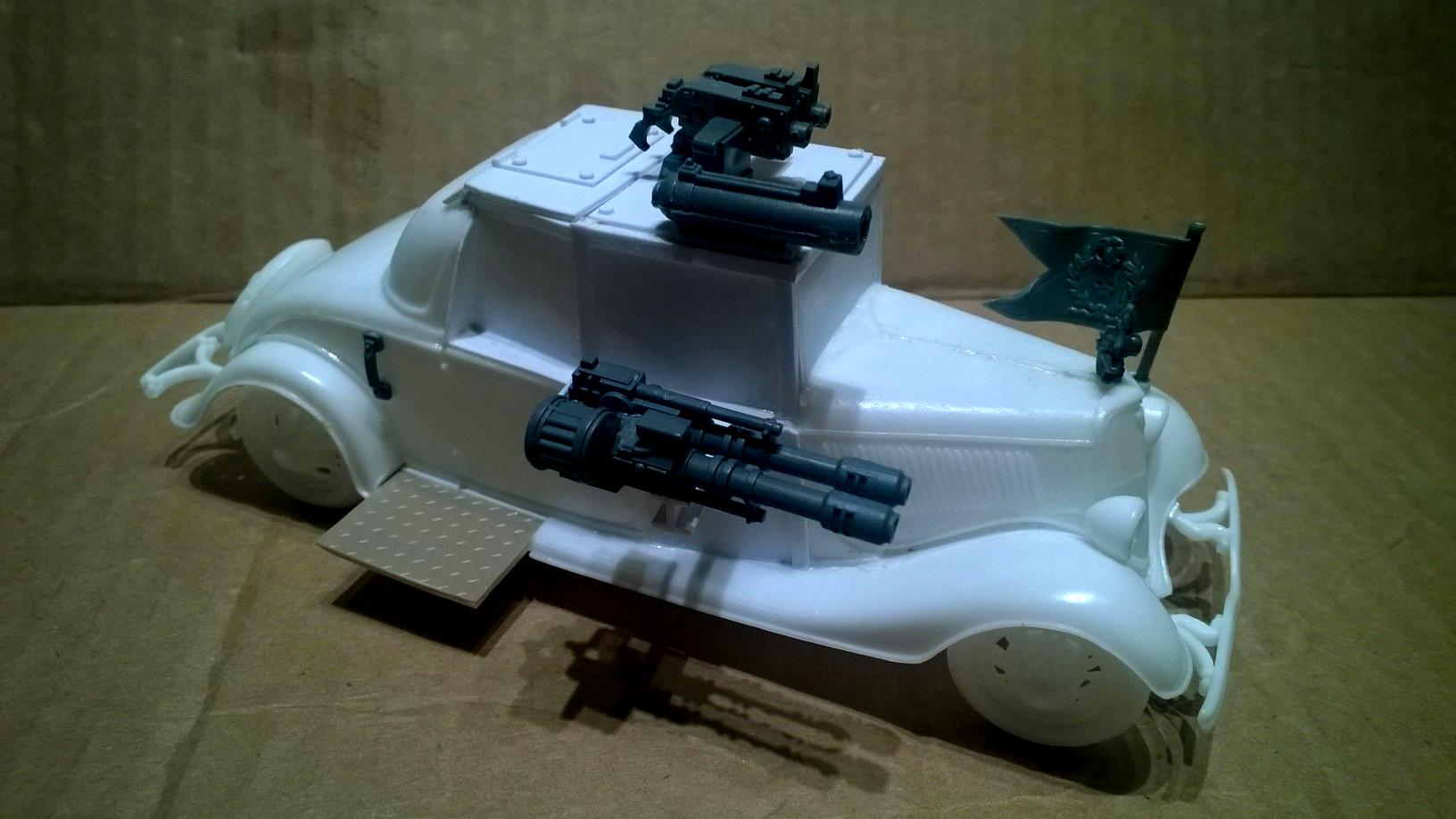 Armored Car, Bashed, Cult, Genestealer, Goliath, Kit, Limo, Limousine, Proxy, Truck