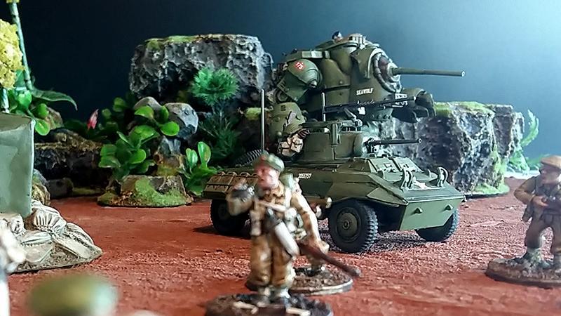 Battle Report, Bolt Action, Konflikt 47