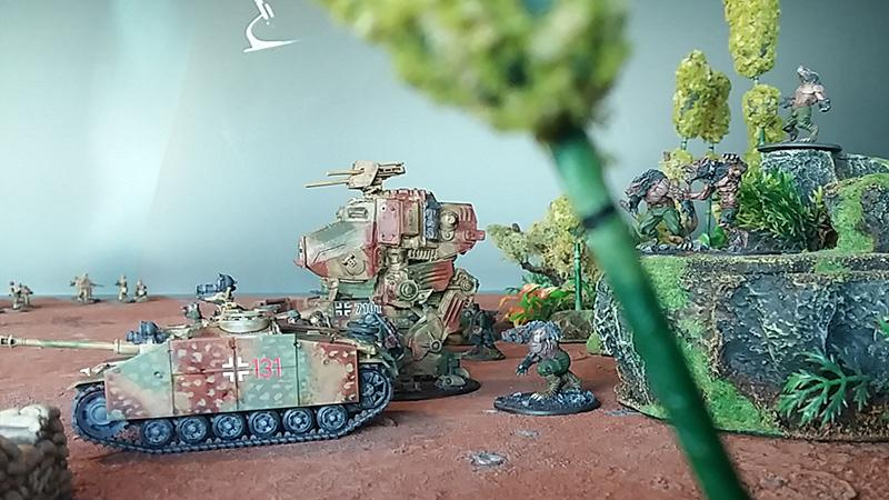 Battle Report, Bolt Action, Konflikt 47