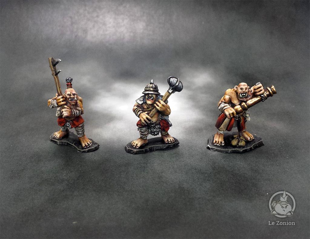 10mm, Black Gate Miniatures, Ogres, Warhammer Fantasy, Warmaster
