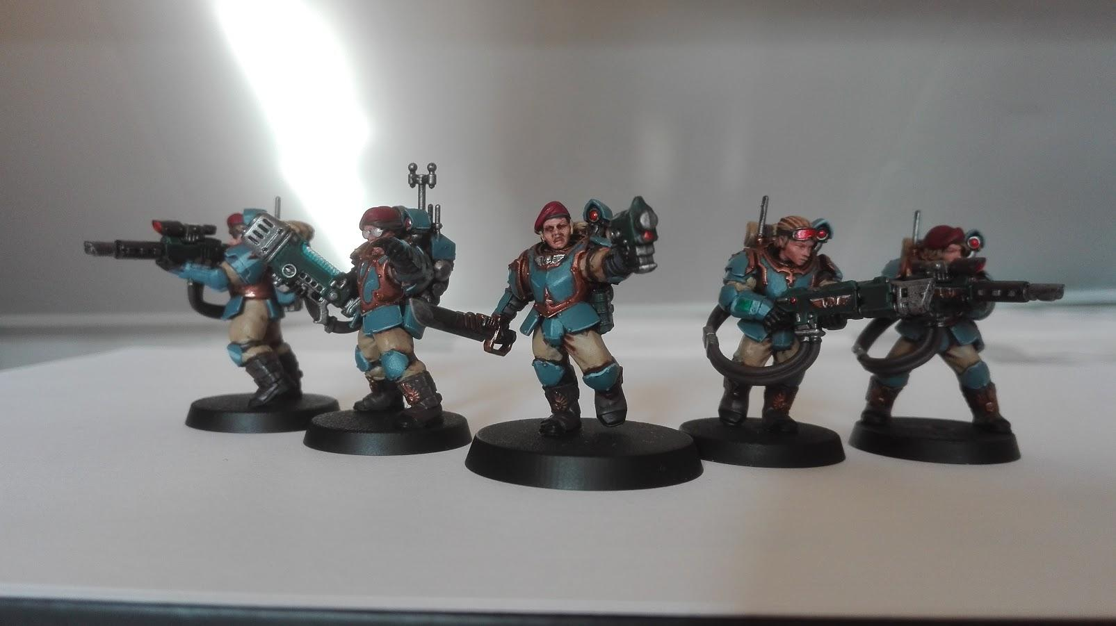 Kill Team Rayet