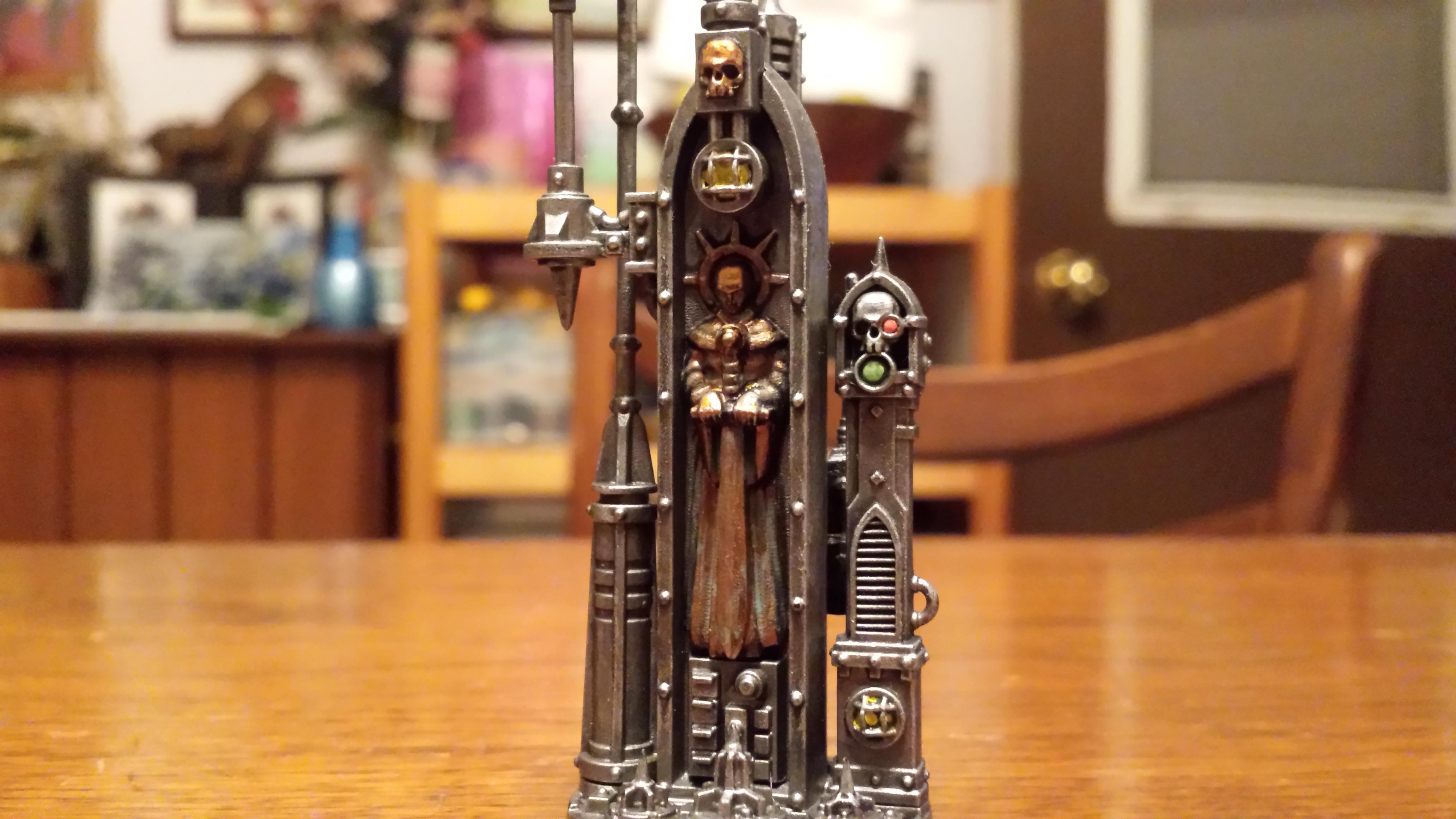 Dirty, Grey, Metal, Radio, Tower