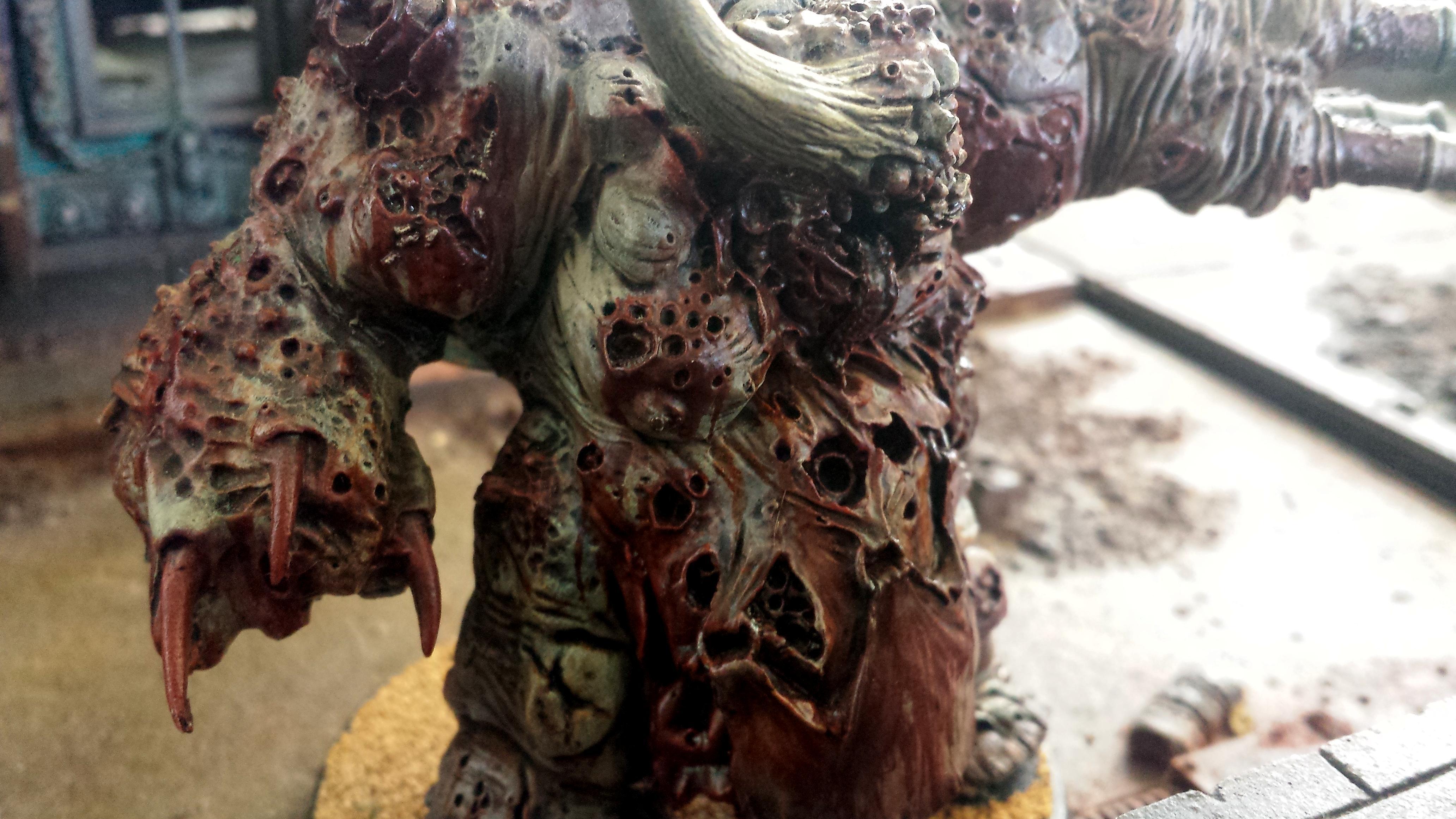 Daemon Prince, Forge World, Mamon, Nurgle, The Tainted