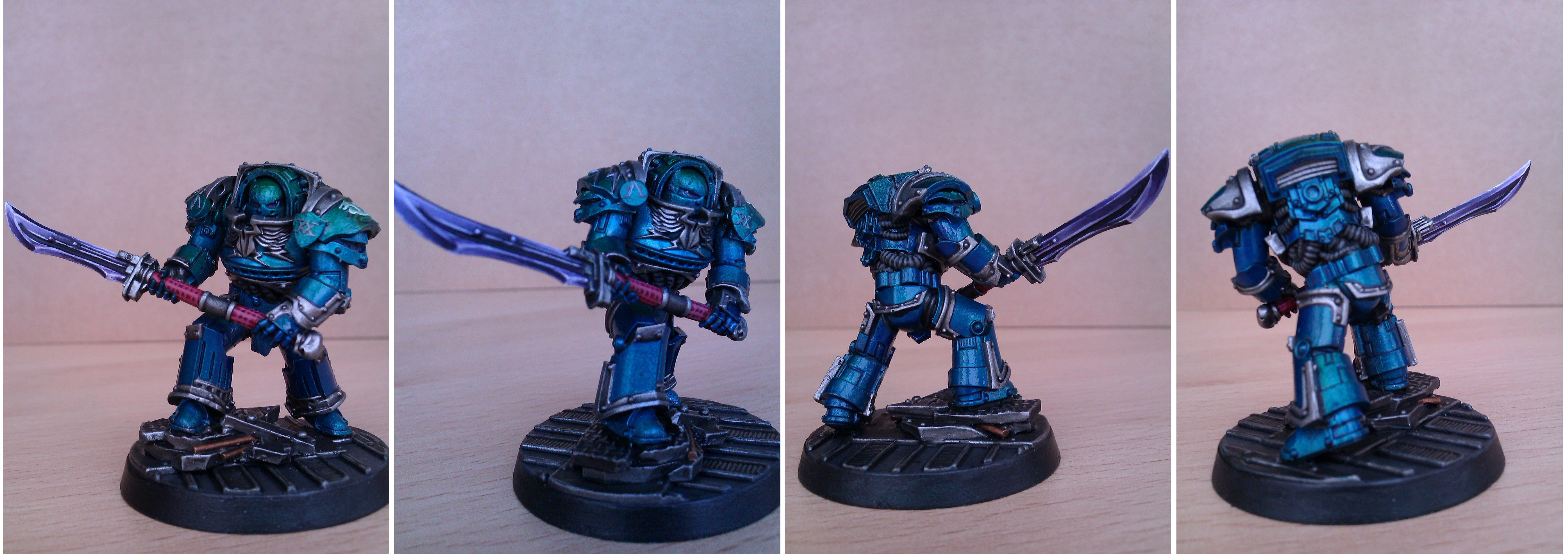 30k, Alpha Legion, Praetor