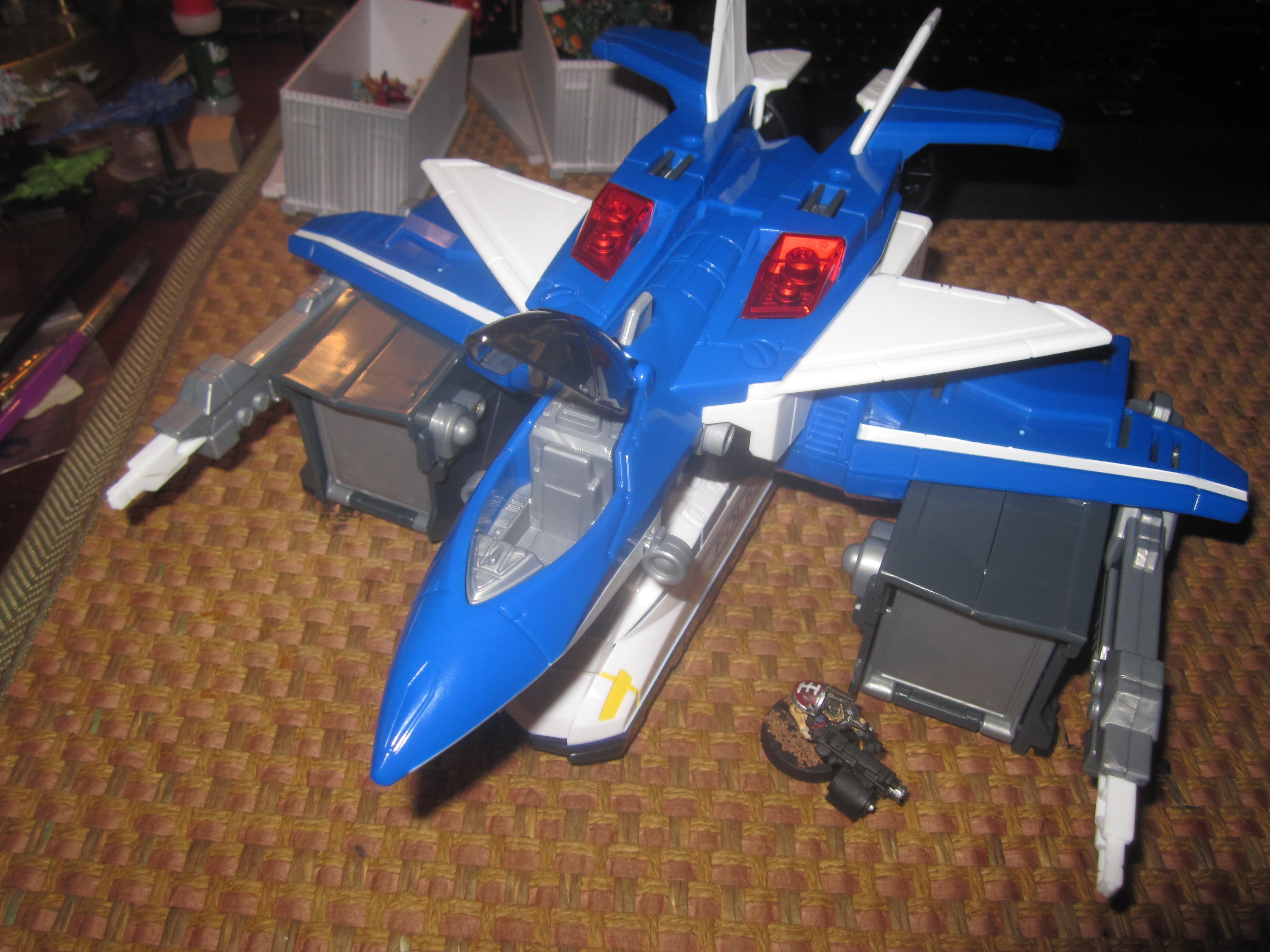 Flyer, Shuttle, Storm Runner, Tomica, Toy