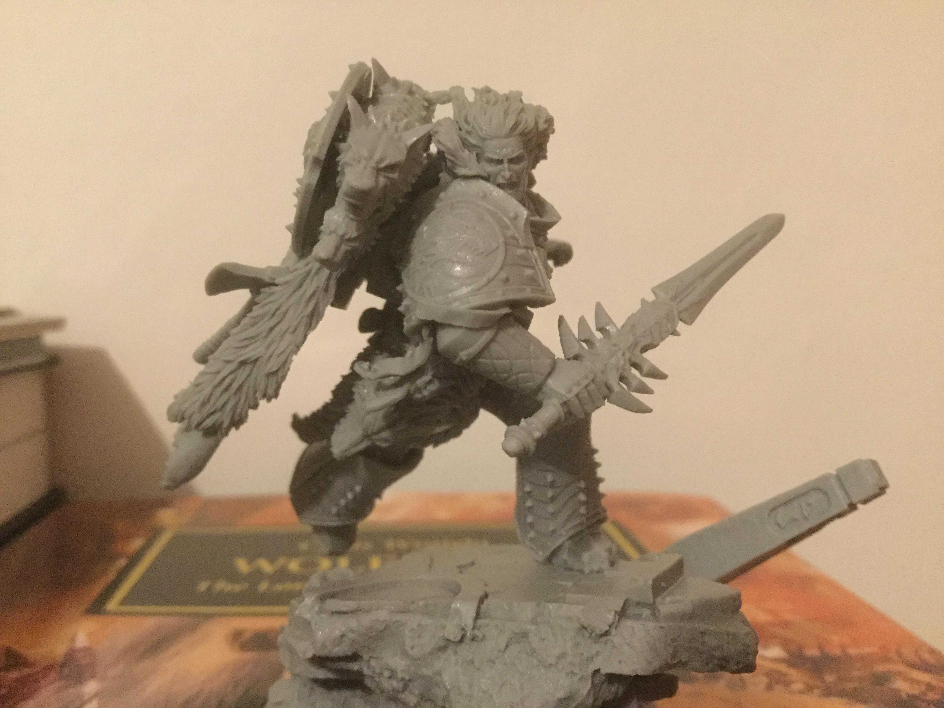 30k, Leman Russ, Primarch, Space Wolves
