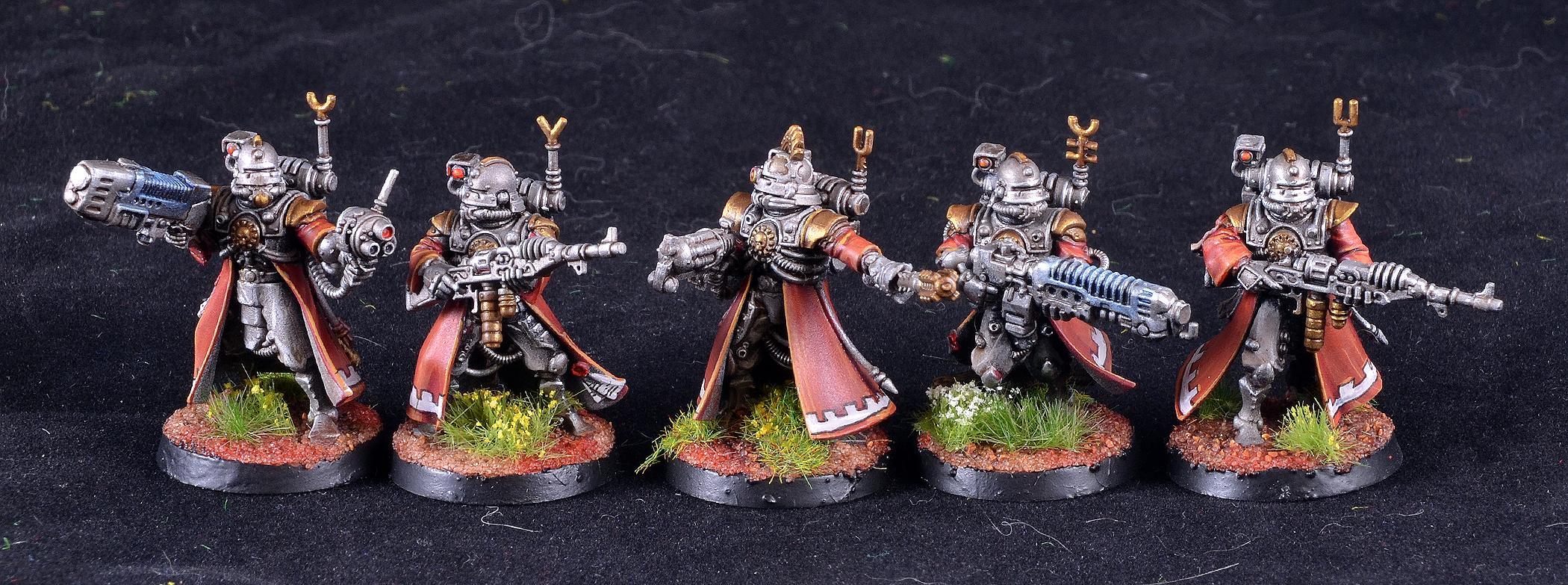 Admech, Vanguard, Warhammer 40,000