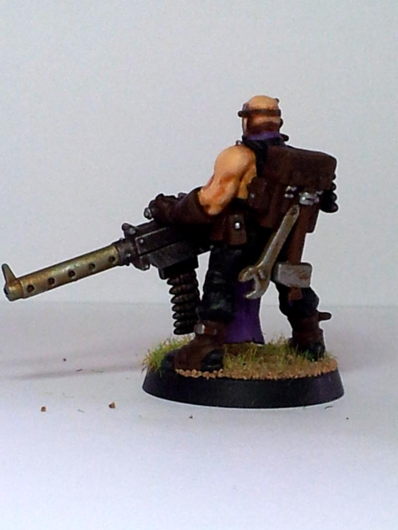 Chaos Cultists Wh40k