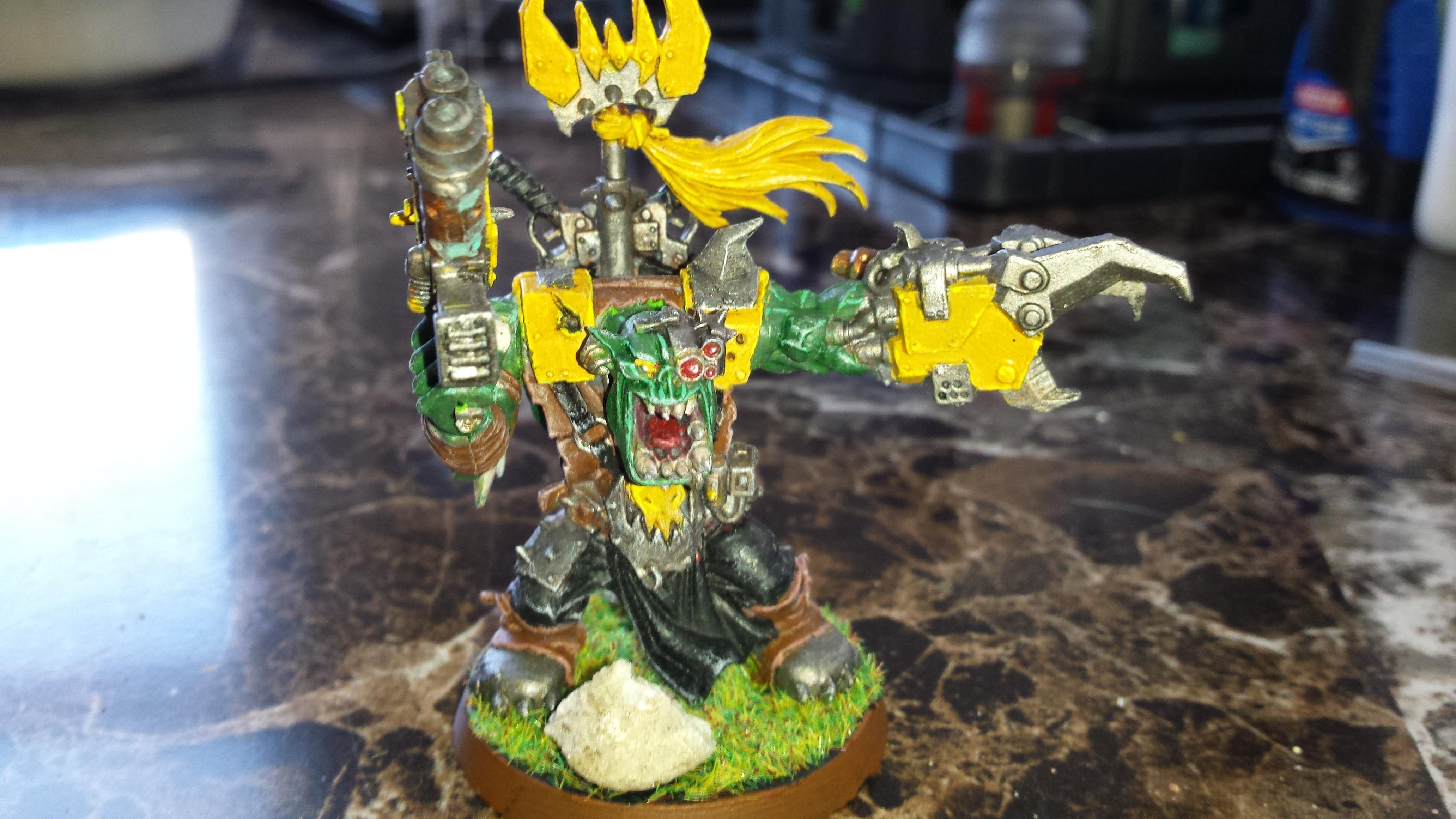 Finished Warboss
