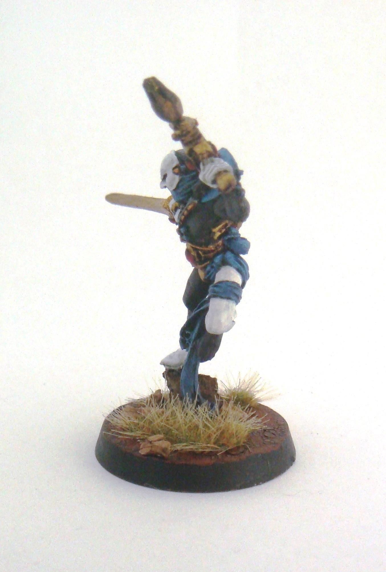 Eldar, Harlequins, Troupe, Warhammer 40,000