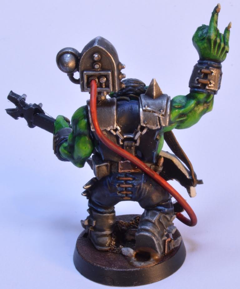 Guitar, Heavy Metal Ork