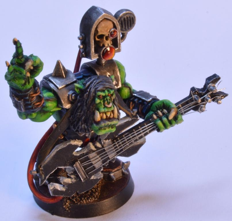 Guitar, Heavy Metal Ork