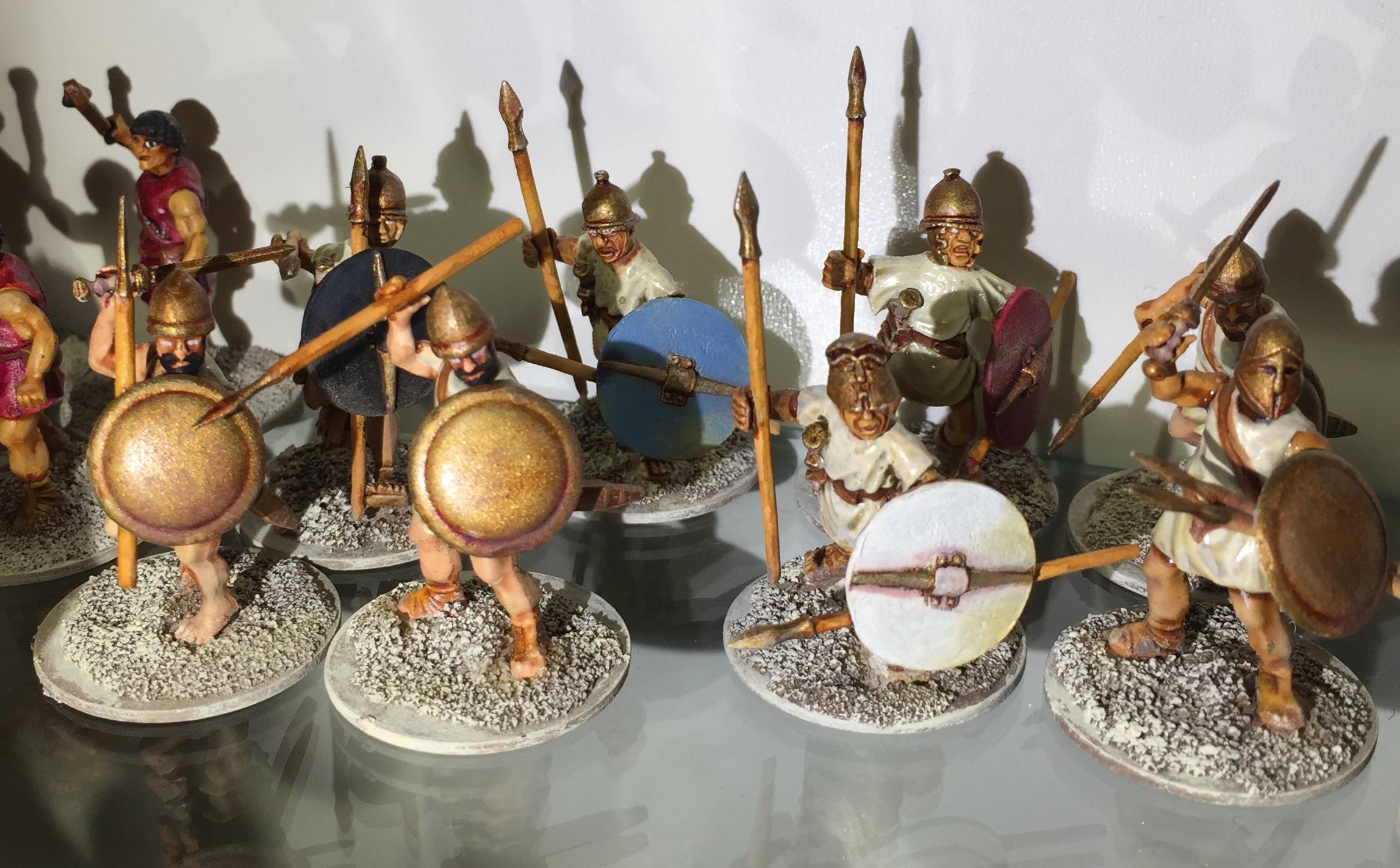 Greek, Historical, Saga
