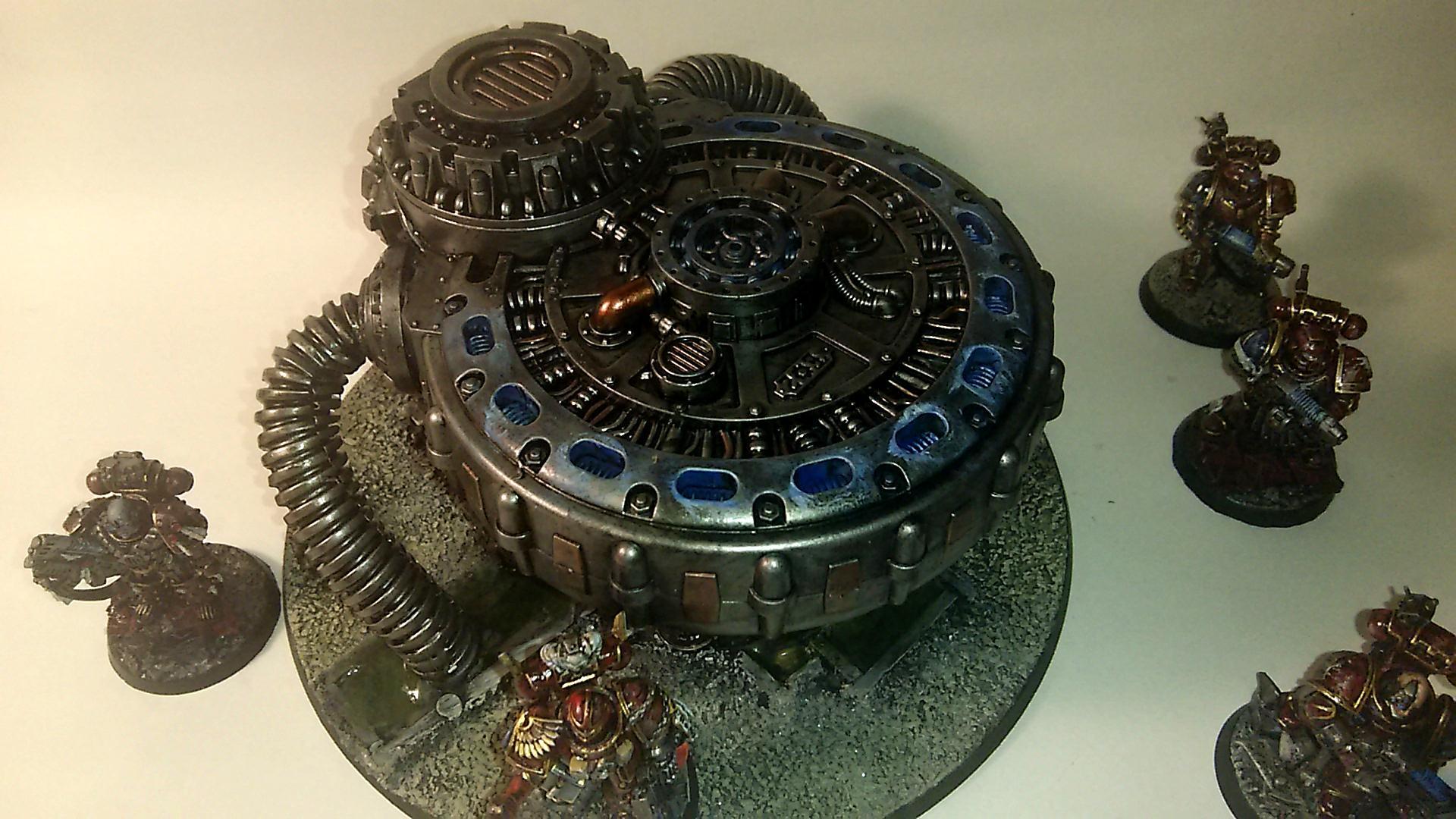 Conversion, Generator, Haematrope, Reactor, Subtle, Warhammer 40,000