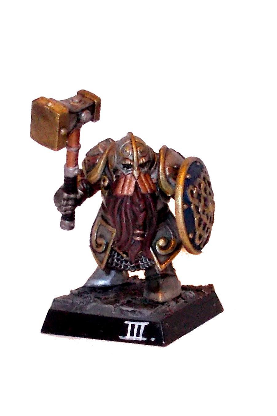Dwarves, Mordheim, Froike Steelhand