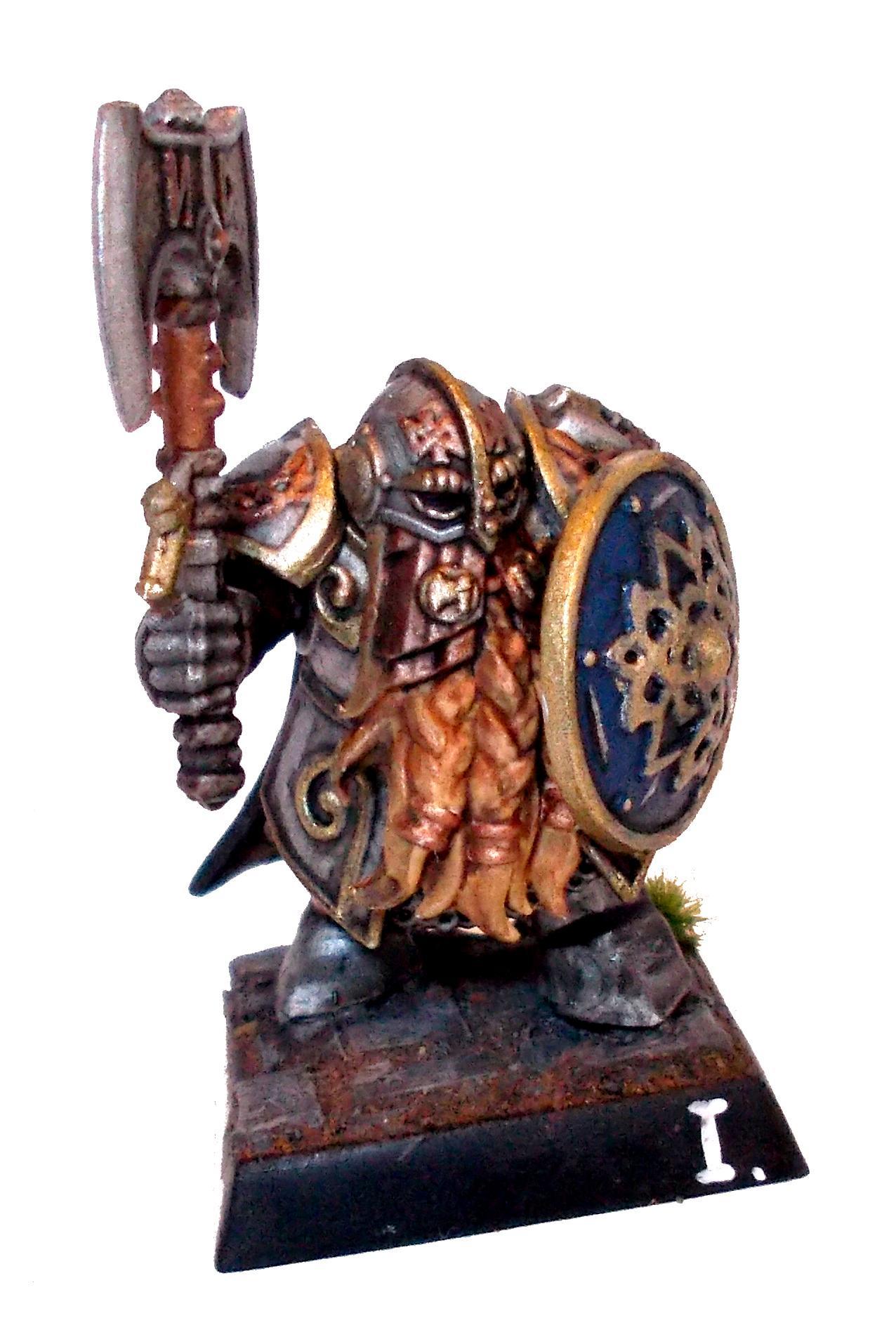 Dwarves, Mordheim, Thorgrim Ironfist