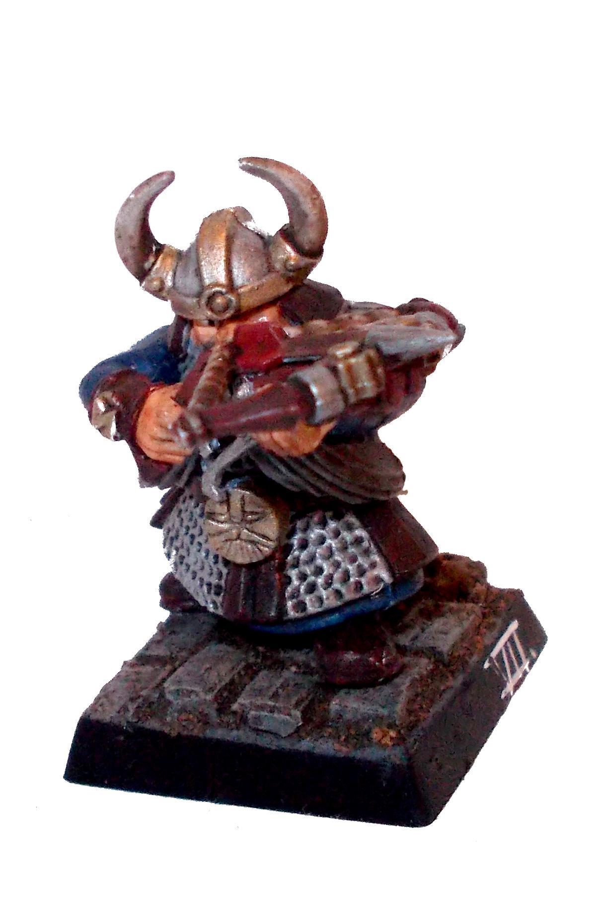 Dwarves, Mordheim, Agnar Stormcrag