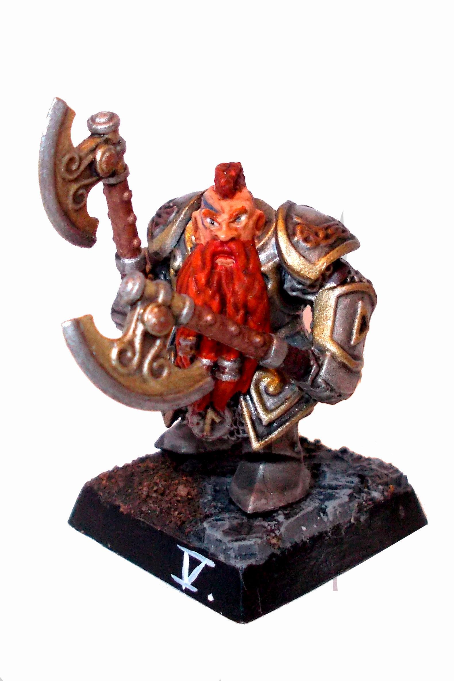 Dwarves, Mordheim, Jorgas Grimfury