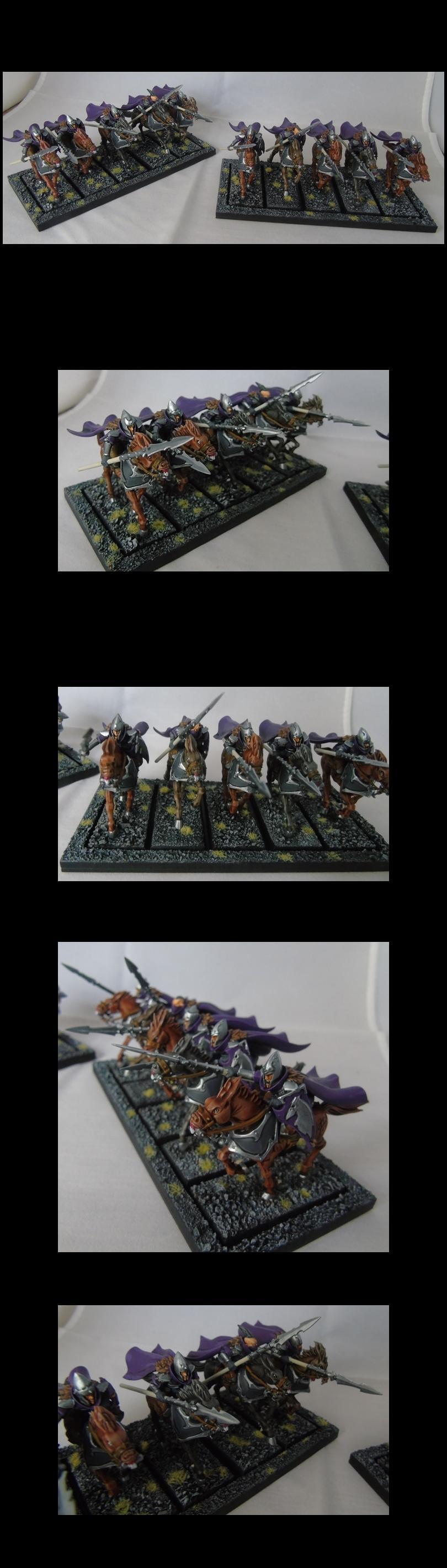 Dark Elves, Dread Elves, T9a, The Ninth Age