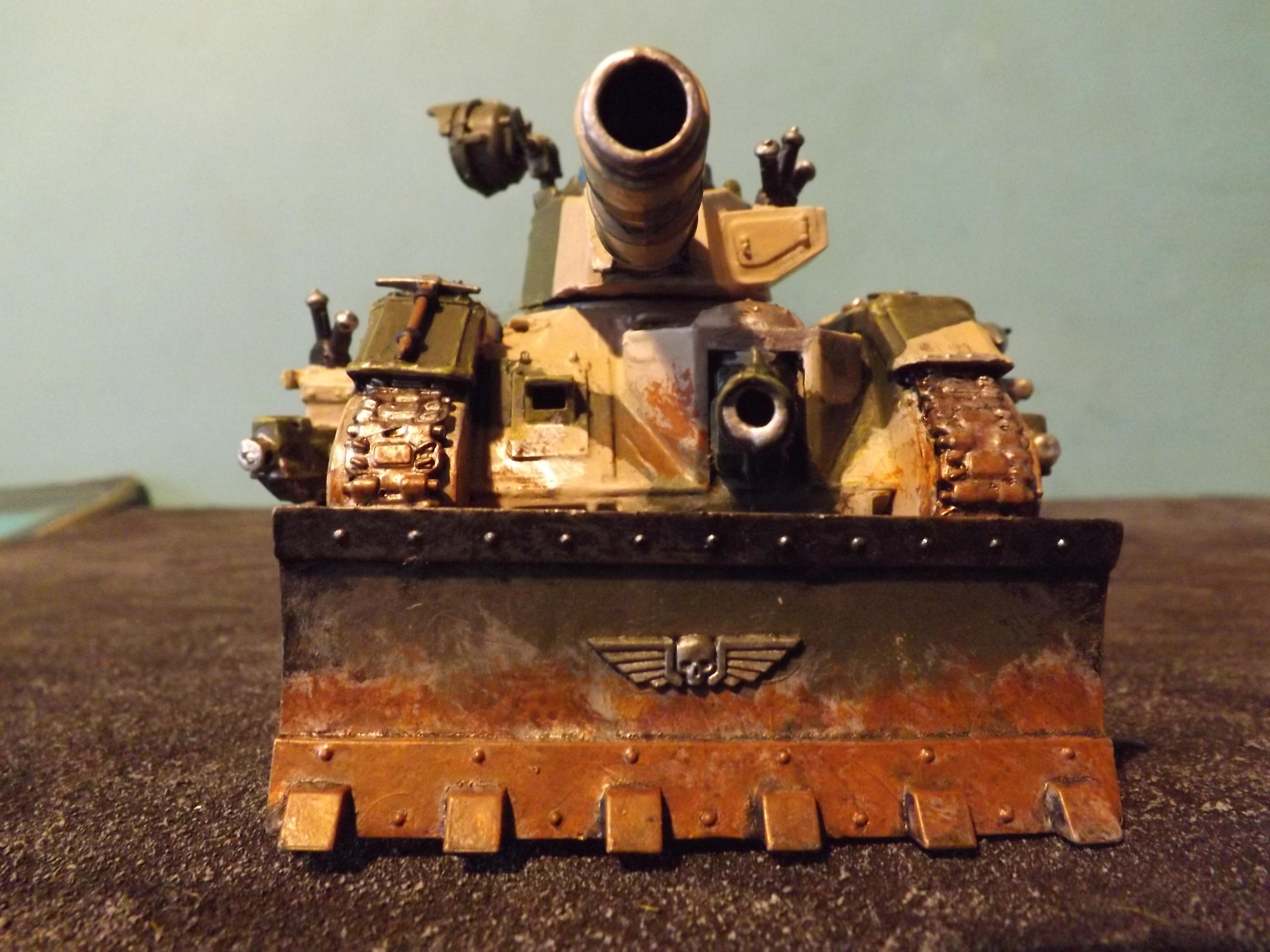 Leman Russ, Tank, Battle Tank [1] (Front)