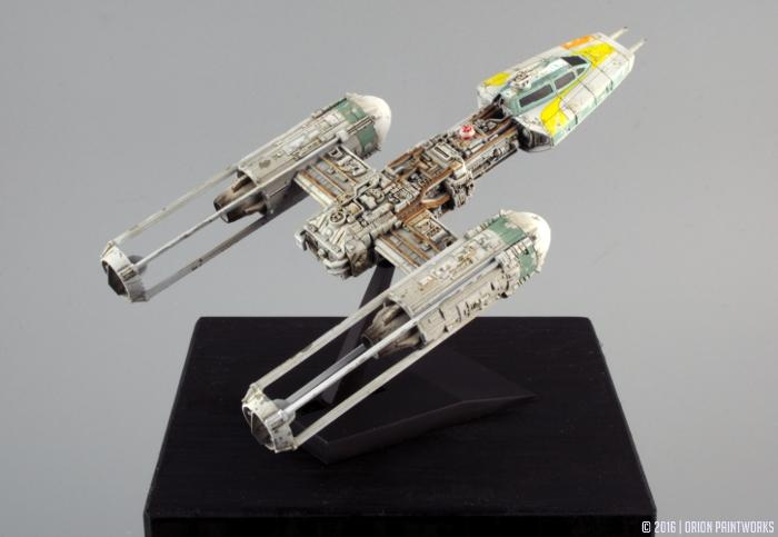Star Wars, Y-wing, Y-wing